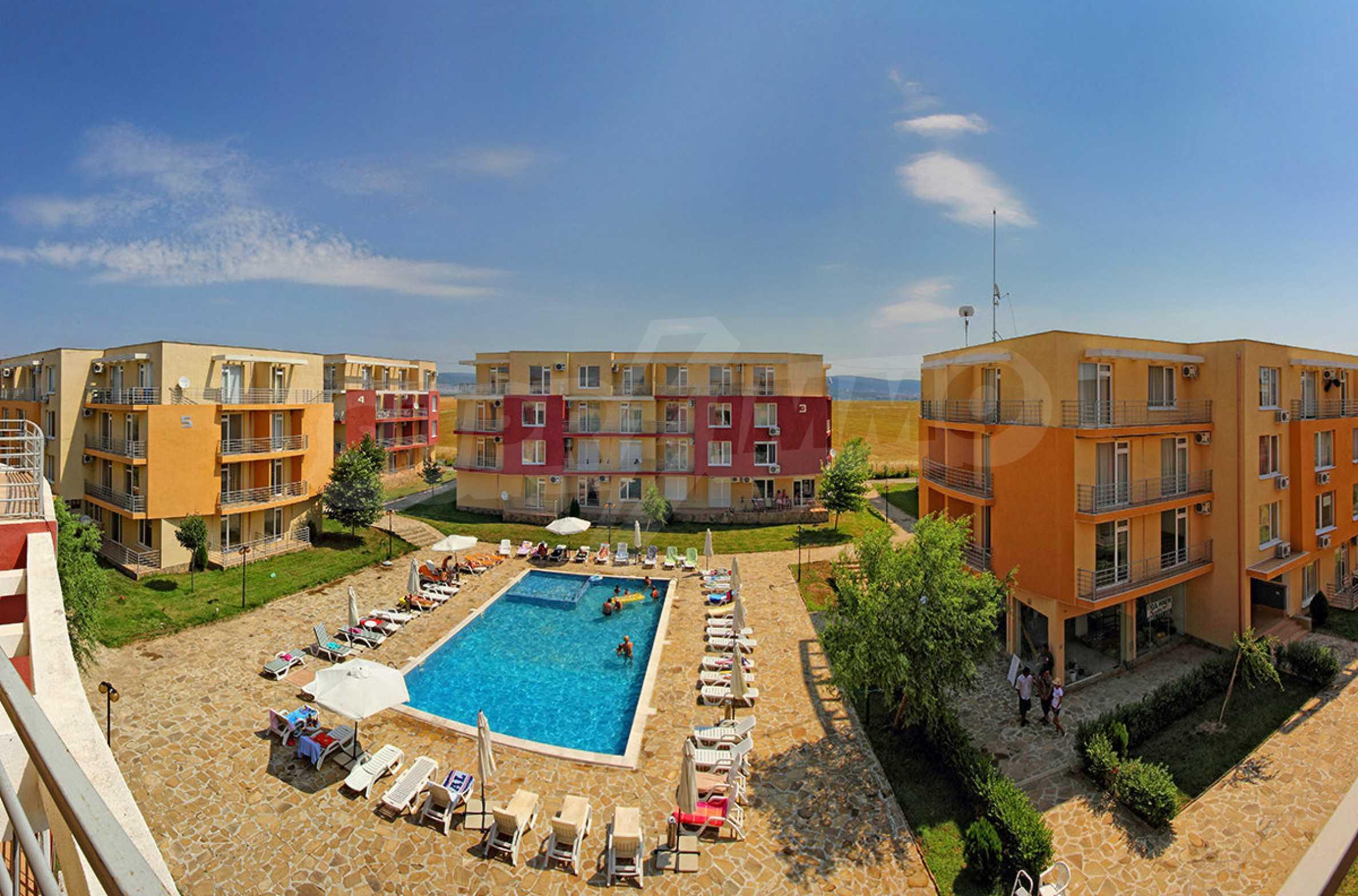 """Ein-Zimmer-Wohnung in Wohnanlage """"Sunny Day 5"""" 18"""