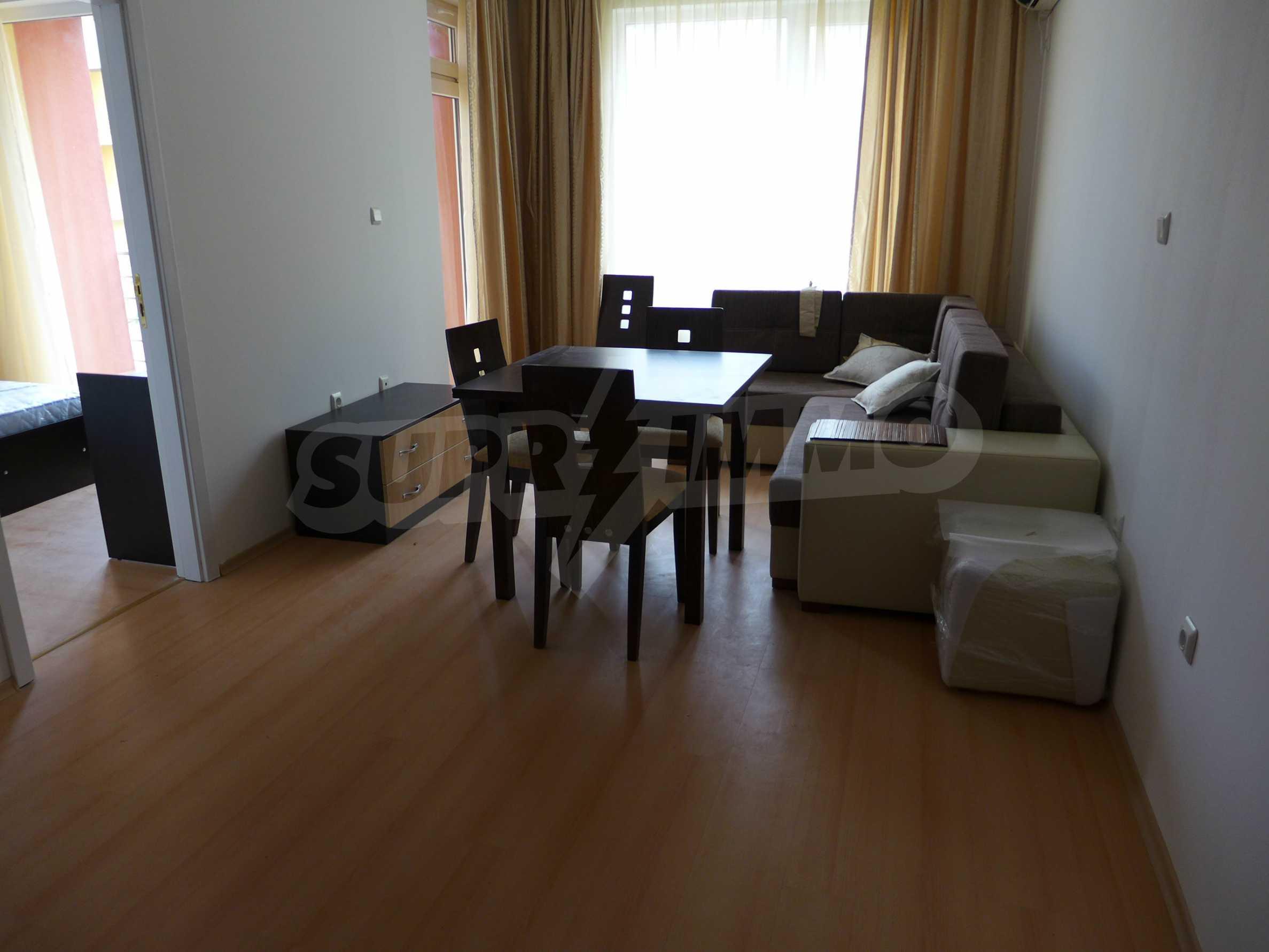 """Ein-Zimmer-Wohnung in Wohnanlage """"Sunny Day 5"""" 1"""