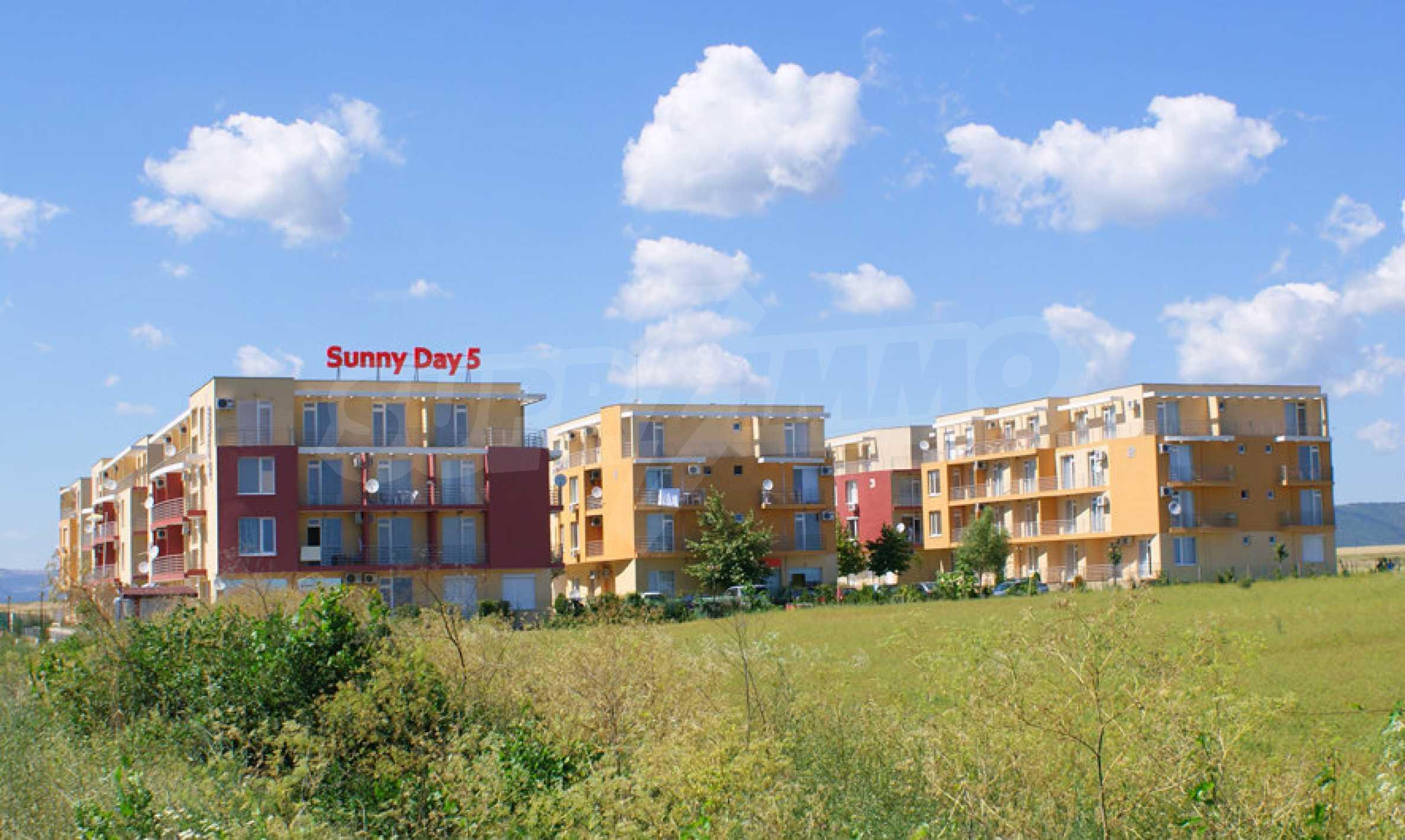 """Ein-Zimmer-Wohnung in Wohnanlage """"Sunny Day 5"""" 19"""