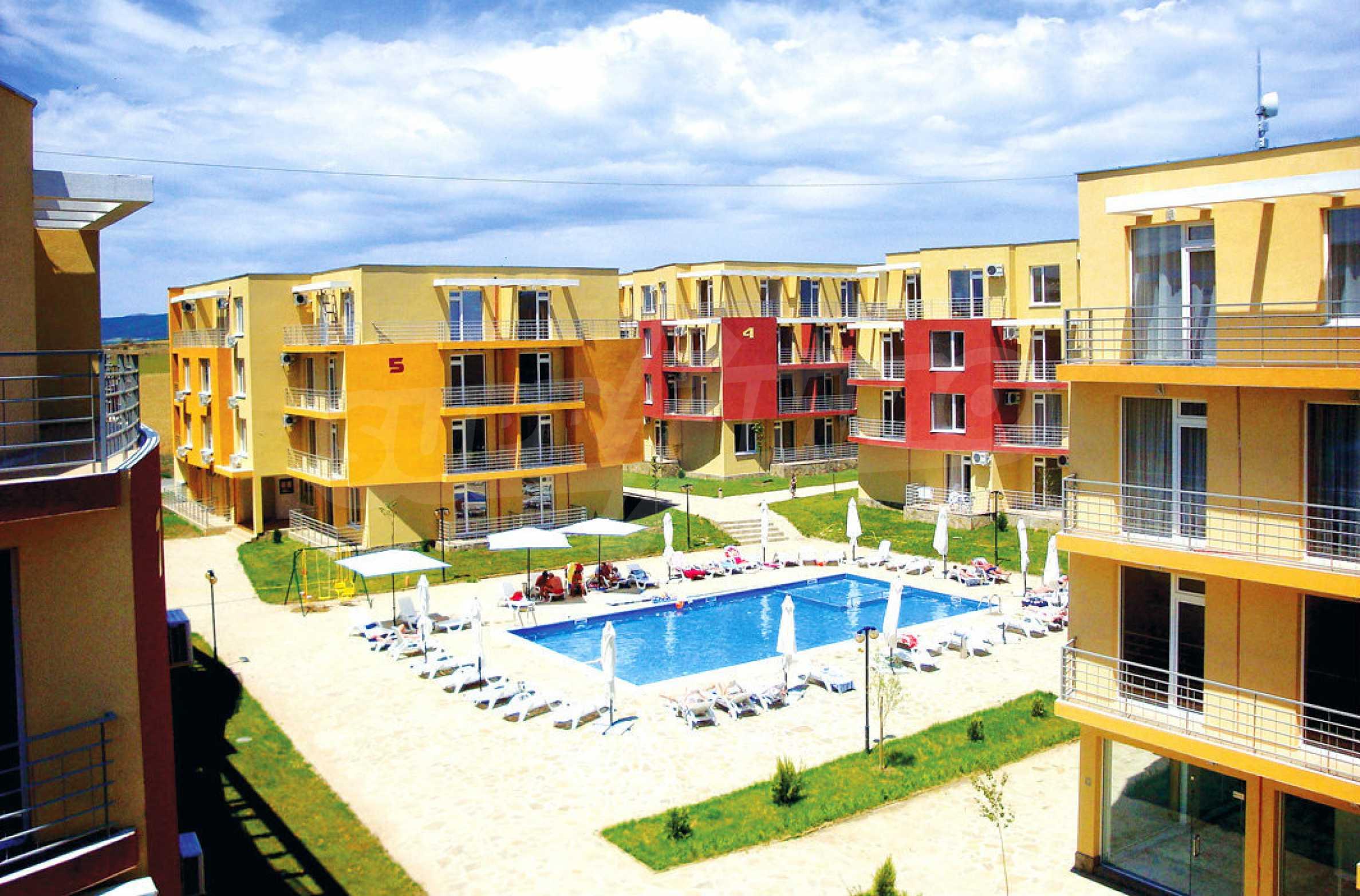 """Ein-Zimmer-Wohnung in Wohnanlage """"Sunny Day 5"""" 20"""