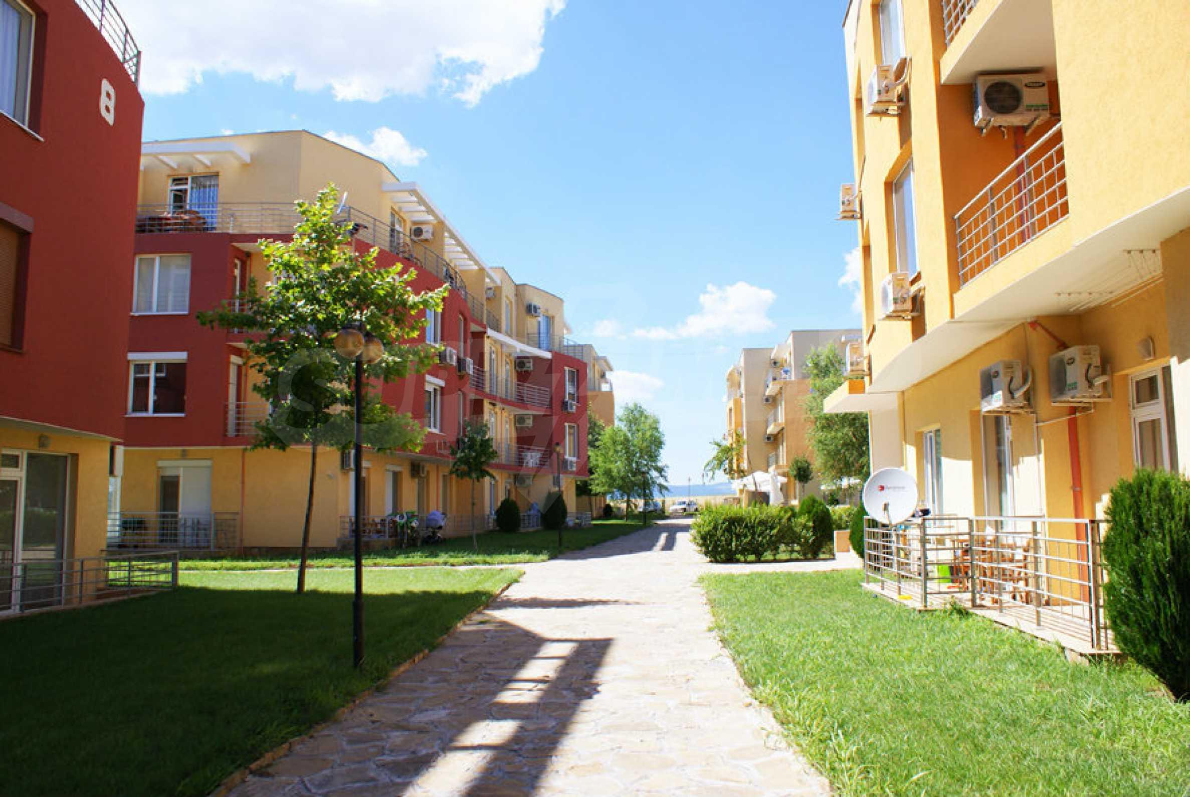 """Ein-Zimmer-Wohnung in Wohnanlage """"Sunny Day 5"""" 23"""