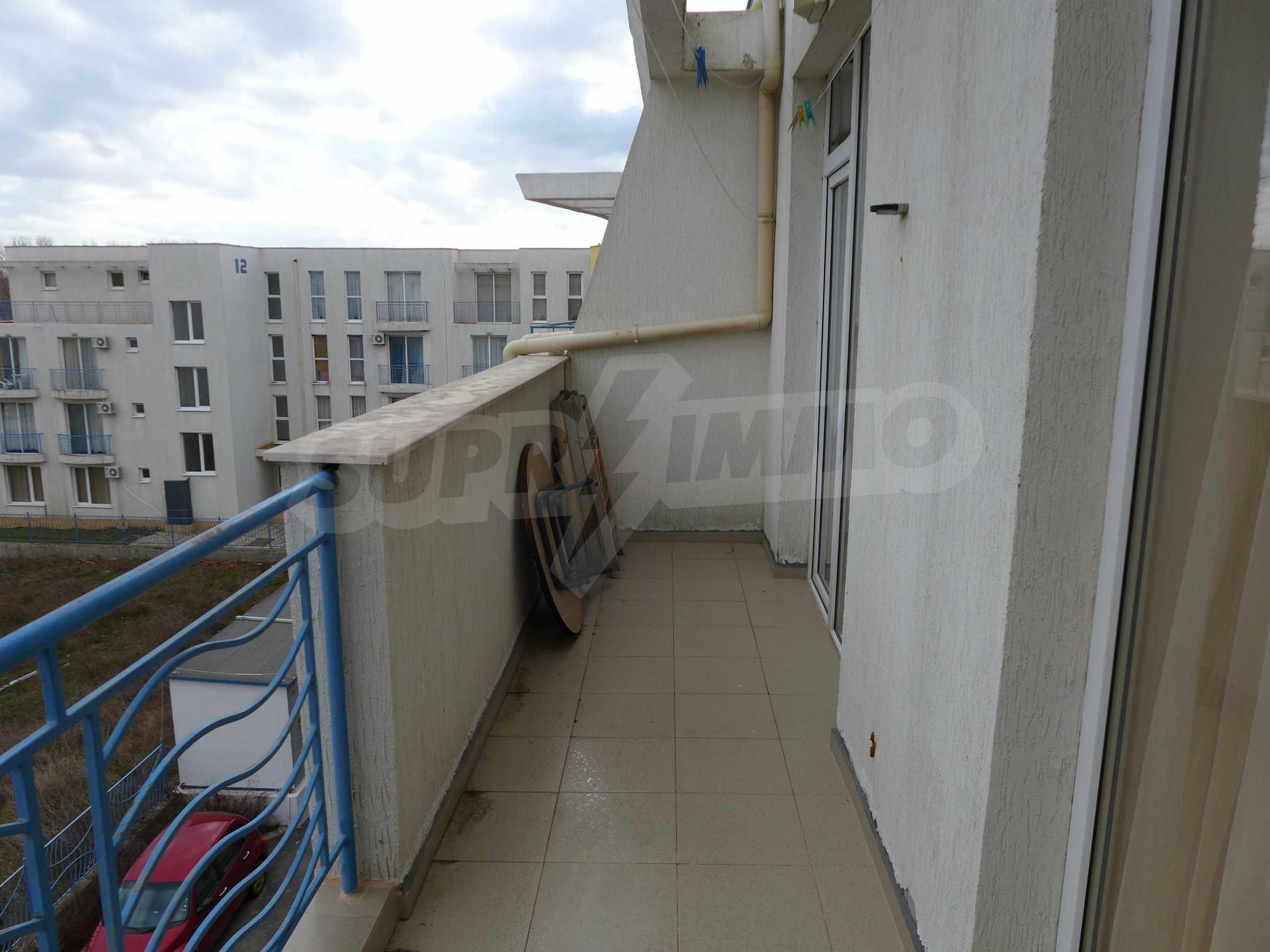 Ein-Zimmer-Wohnung in Sonnenstrand 10