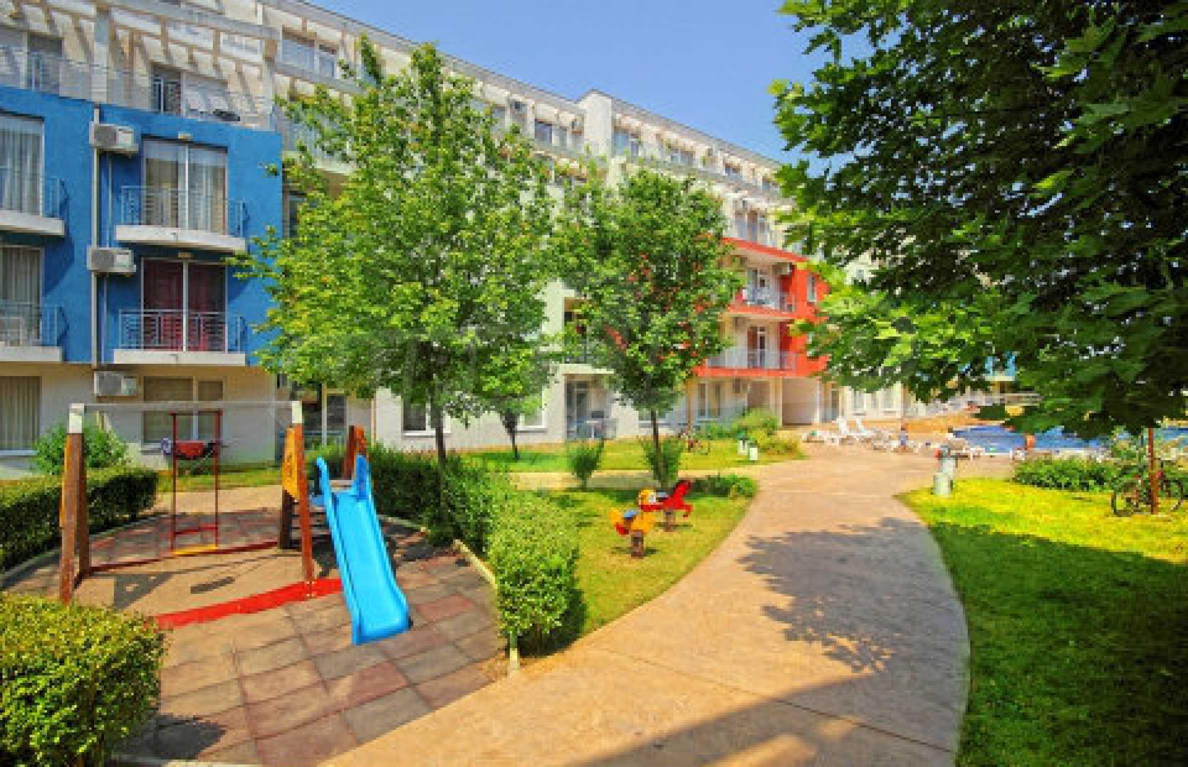 Ein-Zimmer-Wohnung in Sonnenstrand 15
