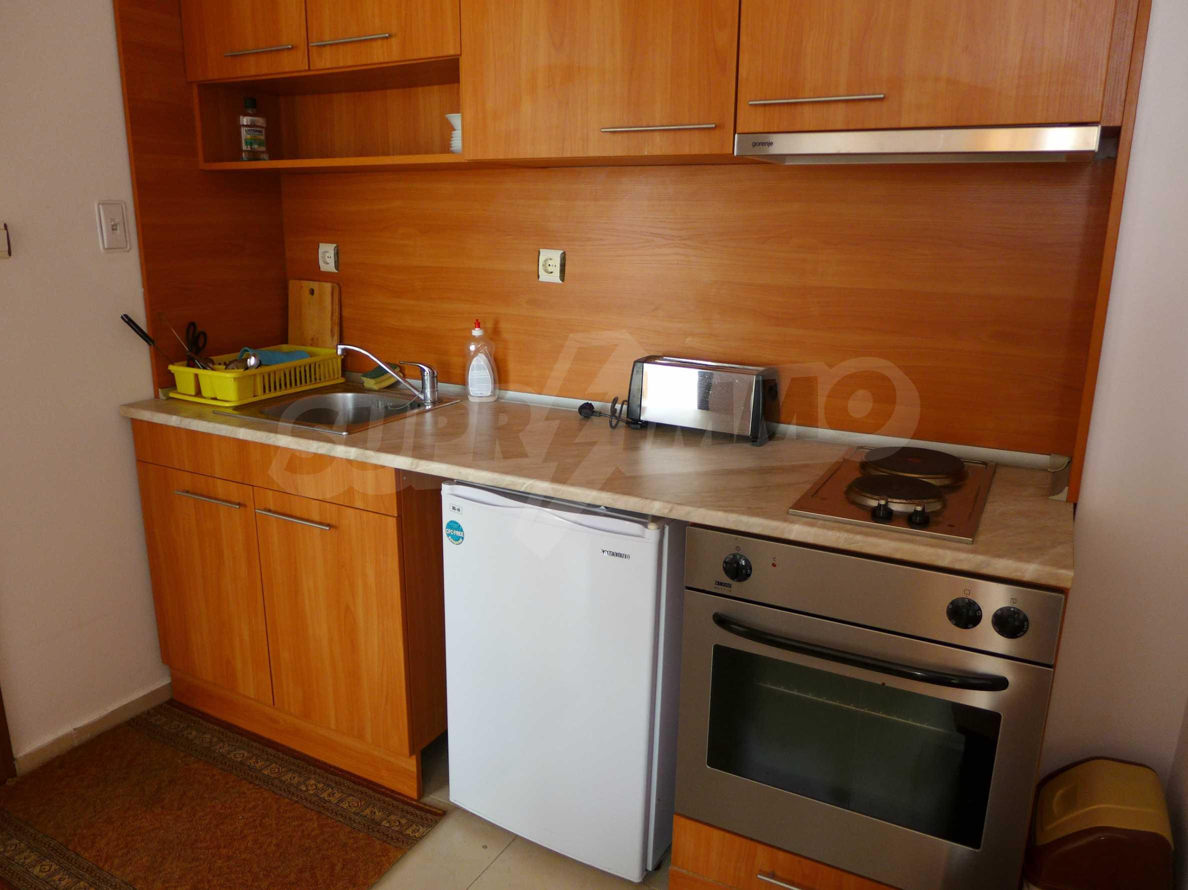 Ein-Zimmer-Wohnung in Sonnenstrand 1