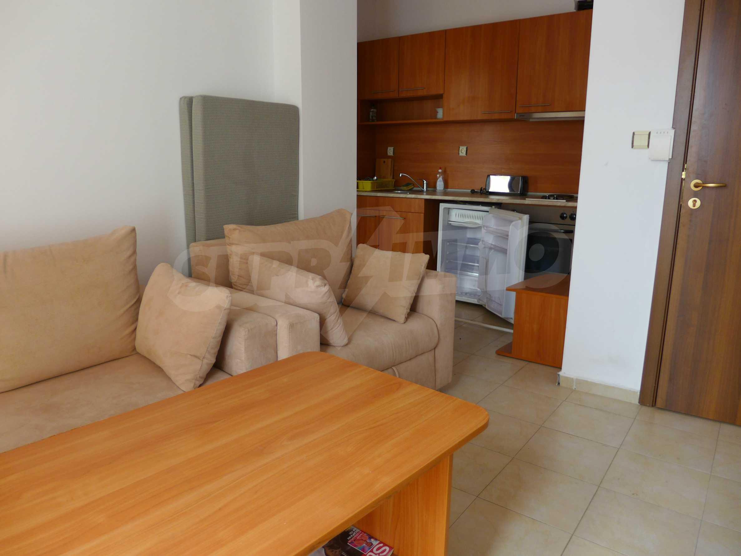 Ein-Zimmer-Wohnung in Sonnenstrand 3