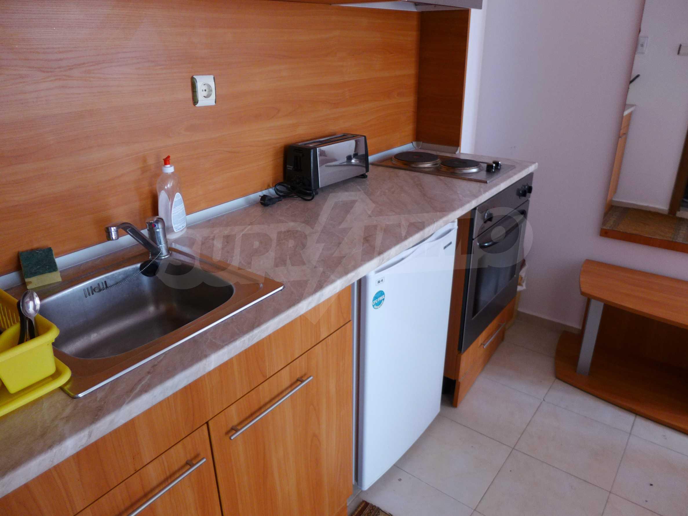 Ein-Zimmer-Wohnung in Sonnenstrand 4