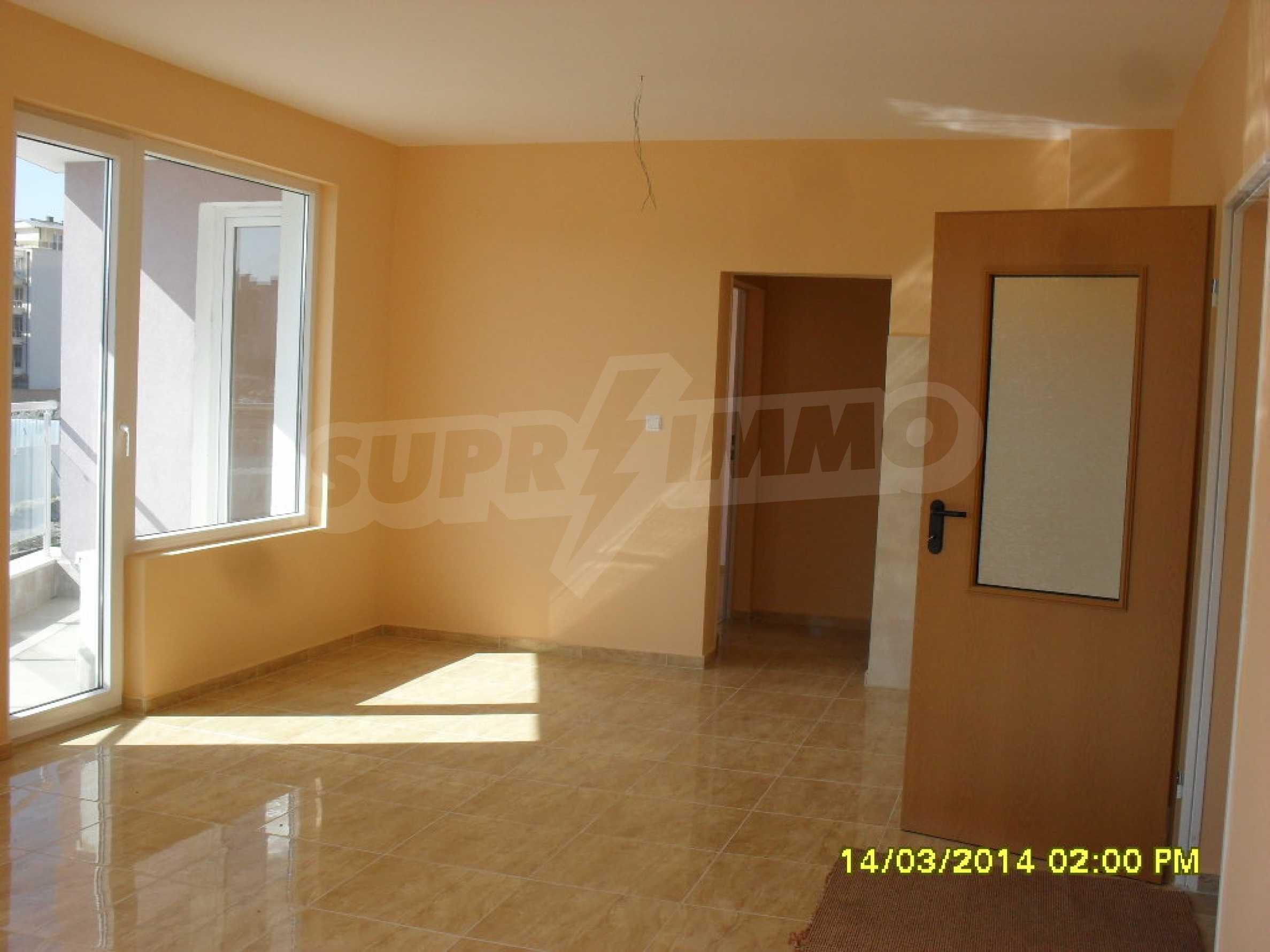 Zwei-Zimmer-Wohnung in Pomorie am Strand 4