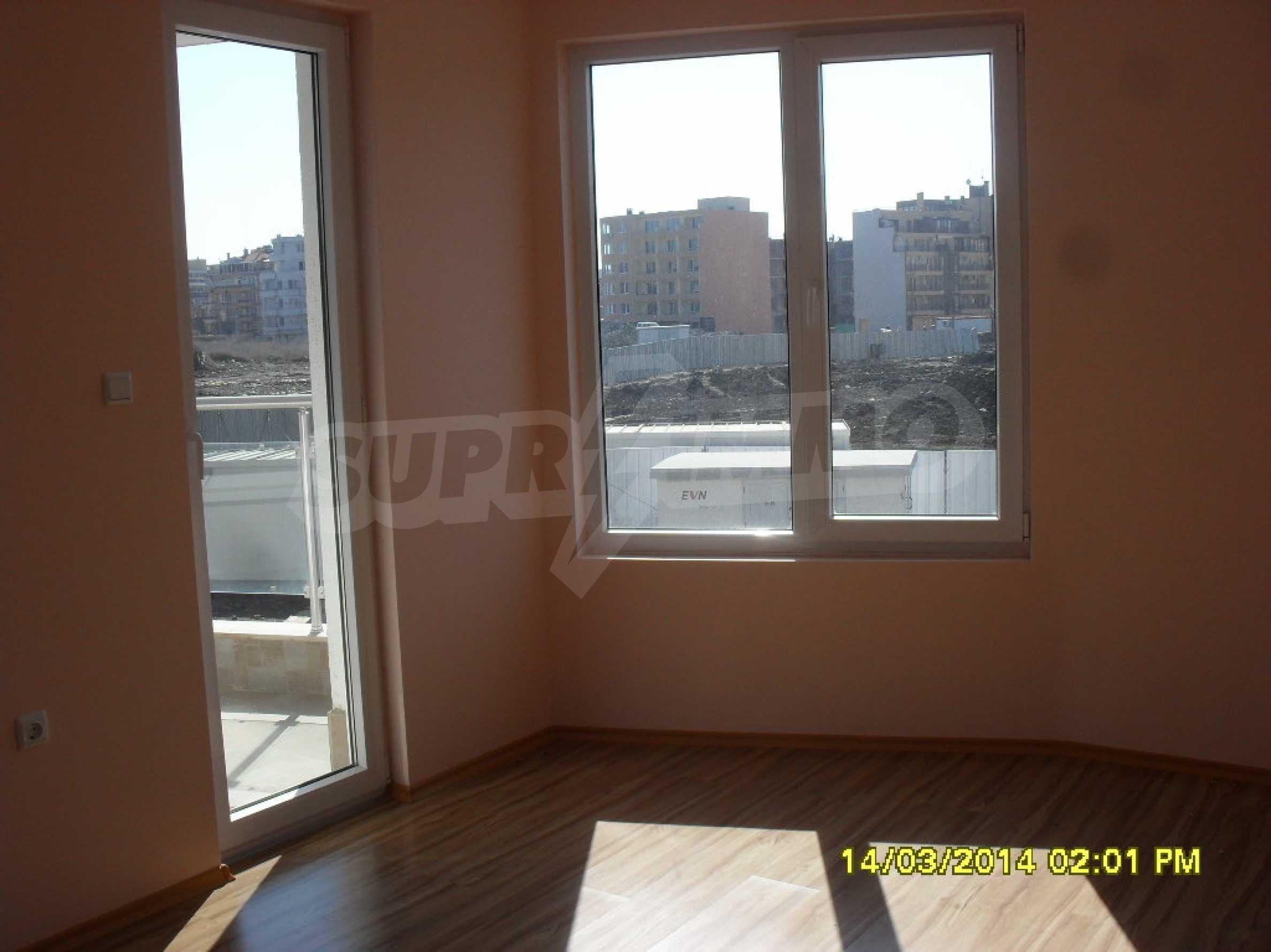Zwei-Zimmer-Wohnung in Pomorie am Strand 7