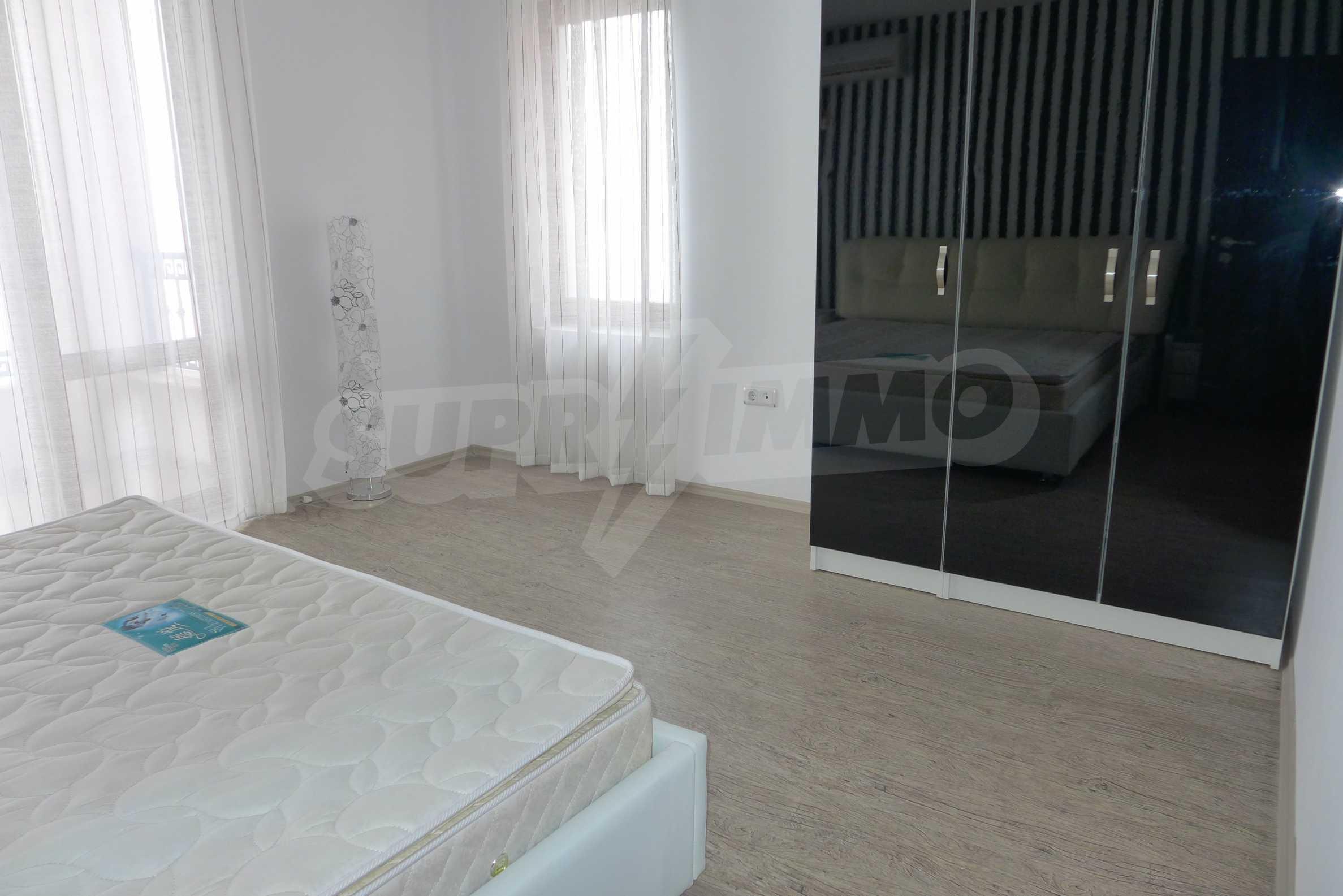 Apartment mit zwei Schlafzimmern in einem luxuriösen Aparthotel 9