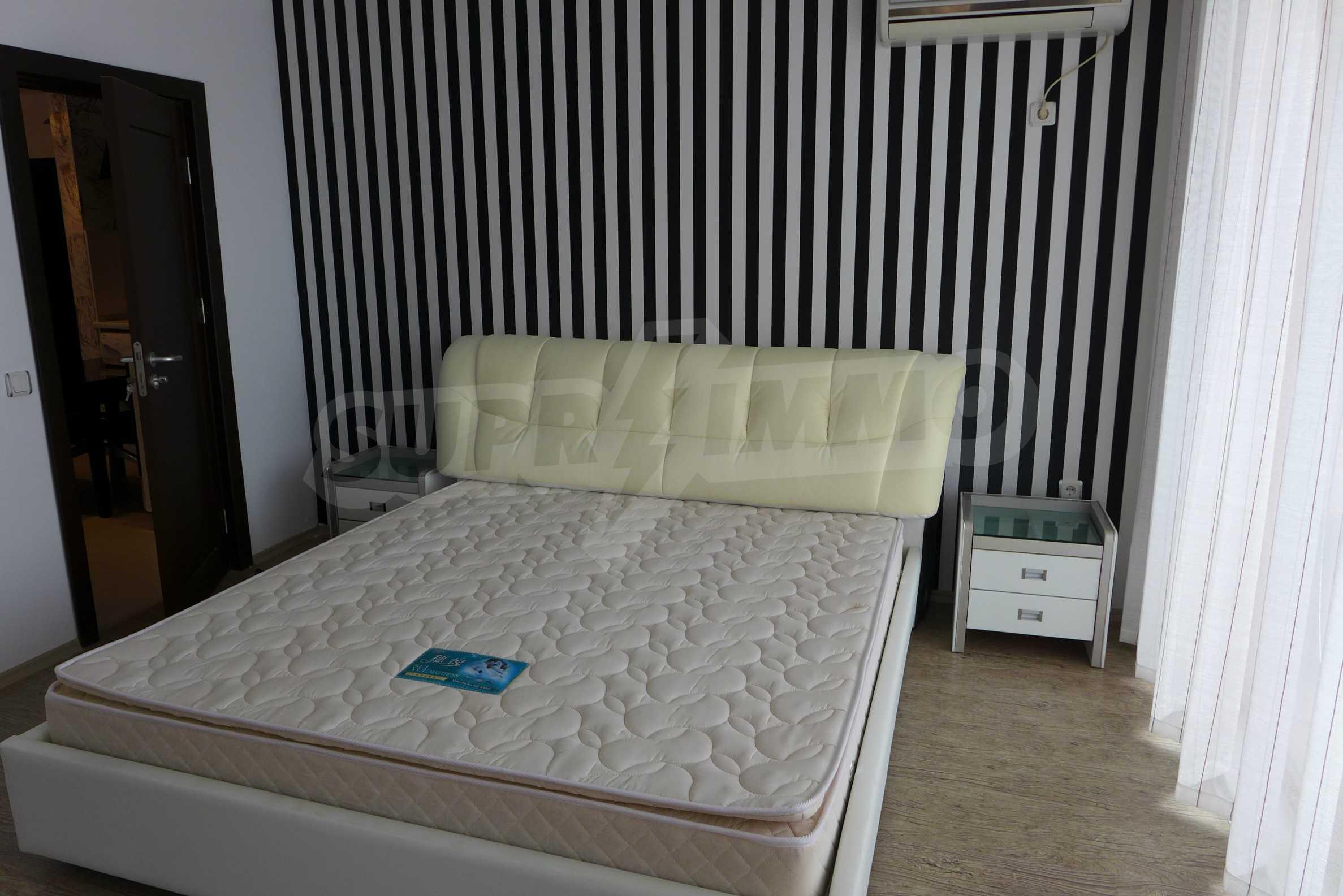 Apartment mit zwei Schlafzimmern in einem luxuriösen Aparthotel 12
