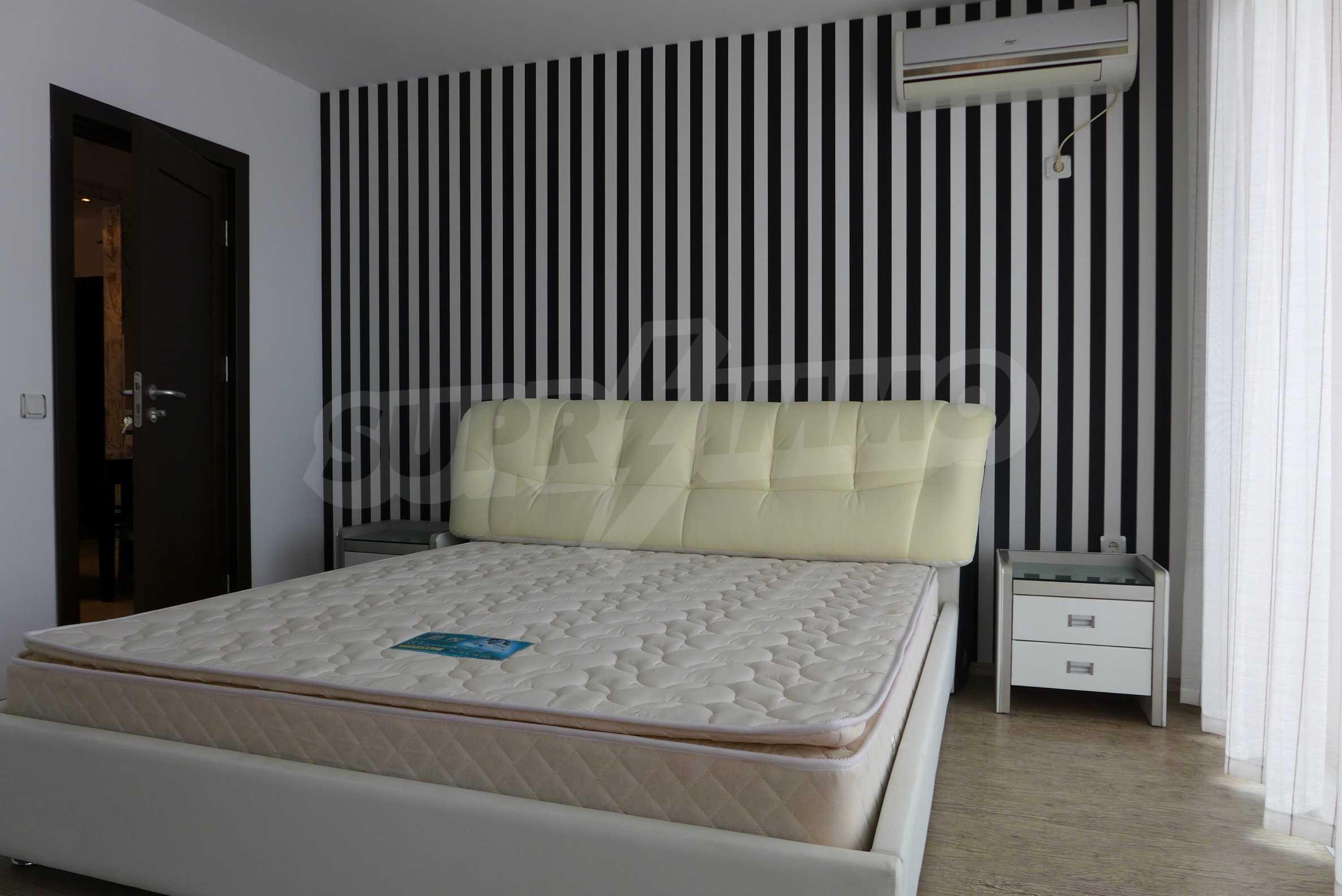 Apartment mit zwei Schlafzimmern in einem luxuriösen Aparthotel 13