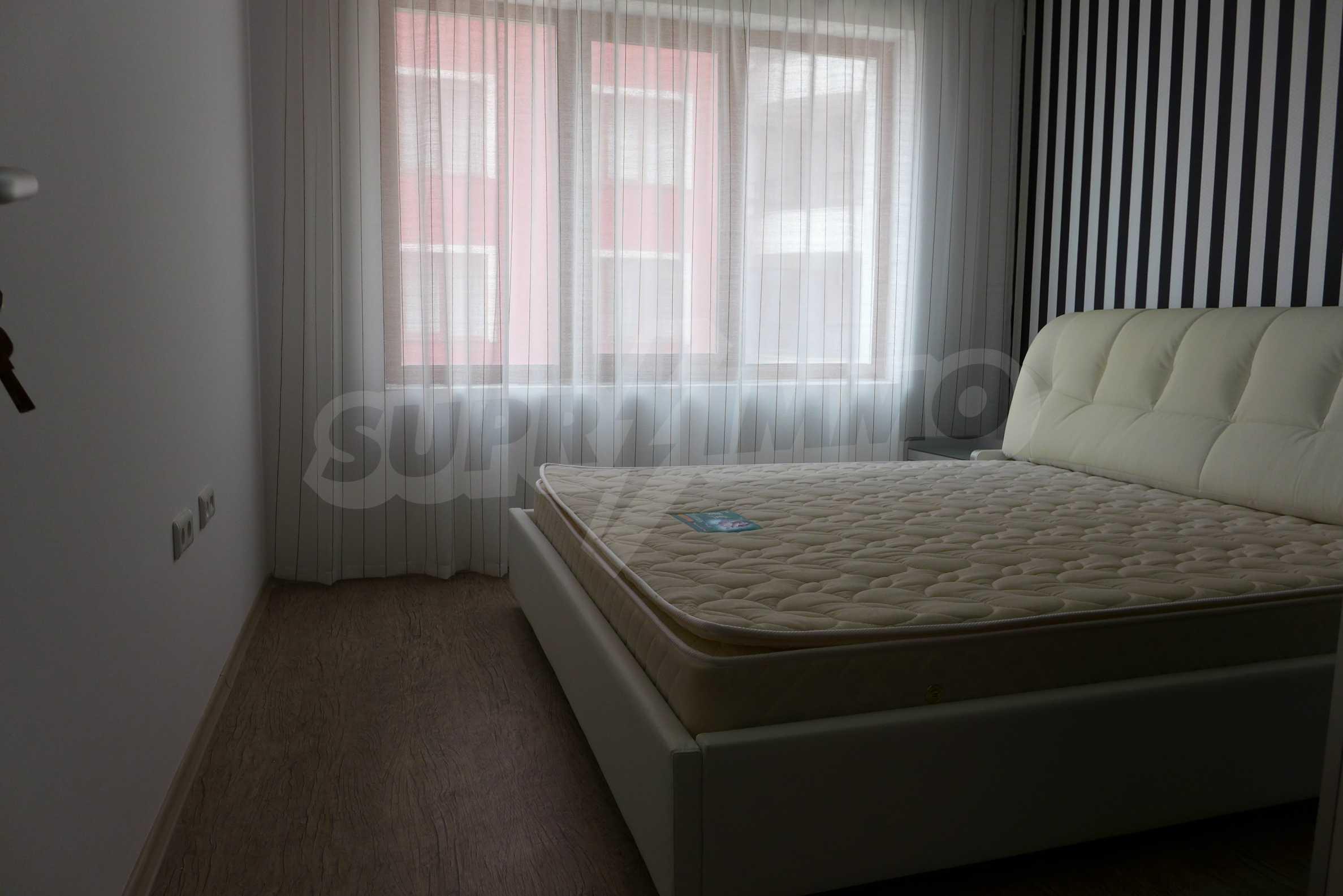 Apartment mit zwei Schlafzimmern in einem luxuriösen Aparthotel 14