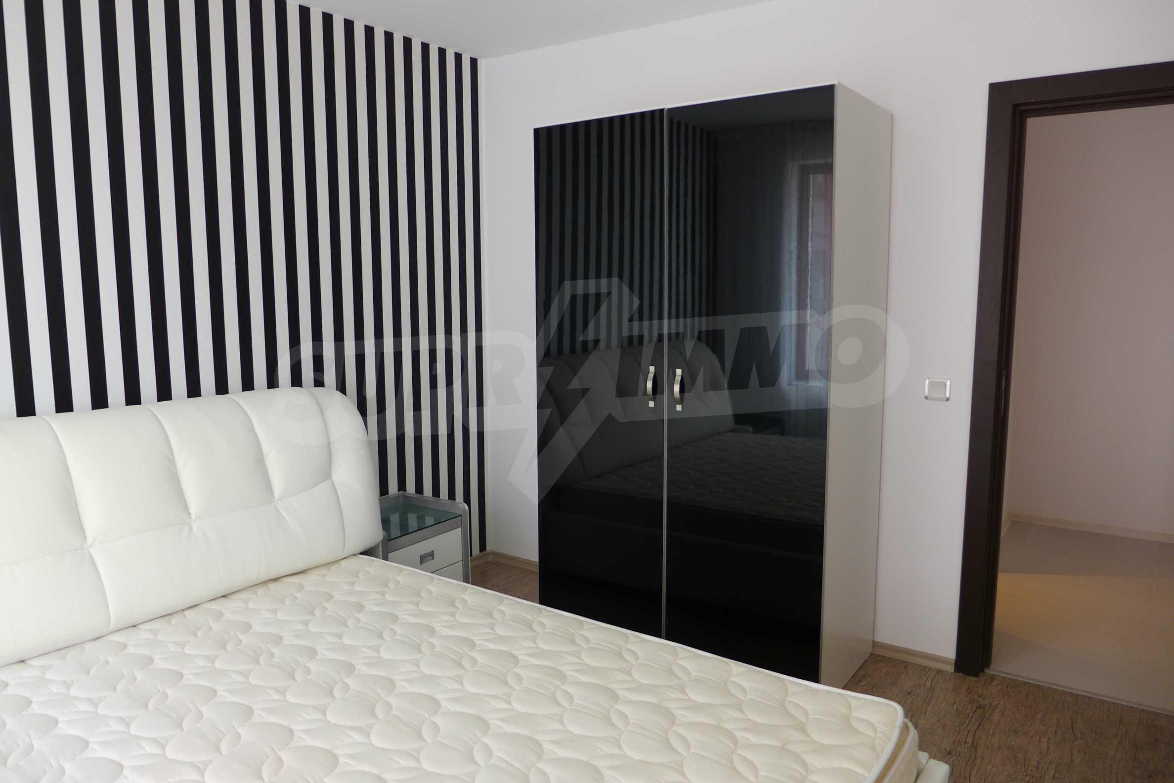 Apartment mit zwei Schlafzimmern in einem luxuriösen Aparthotel 15