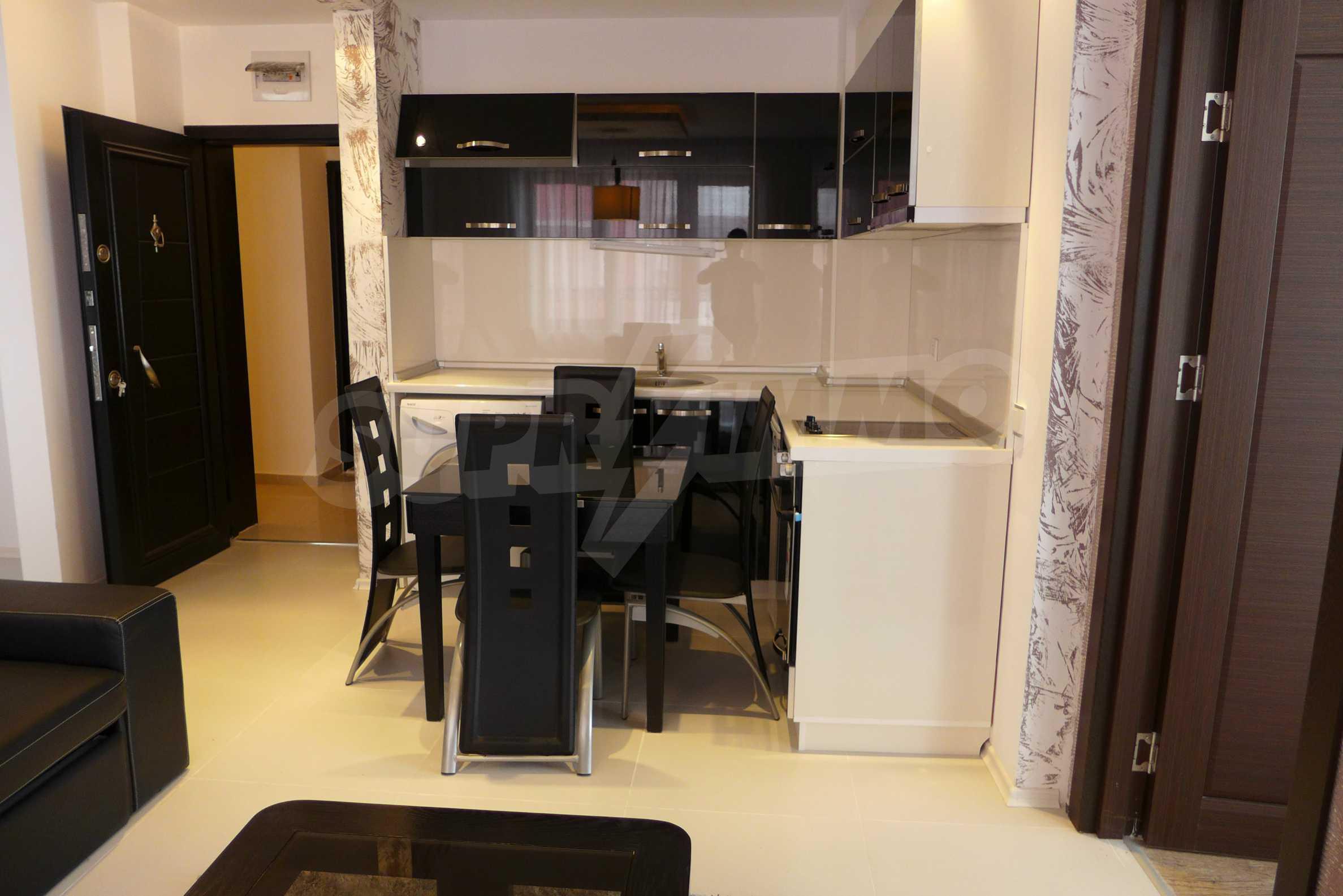 Apartment mit zwei Schlafzimmern in einem luxuriösen Aparthotel 16