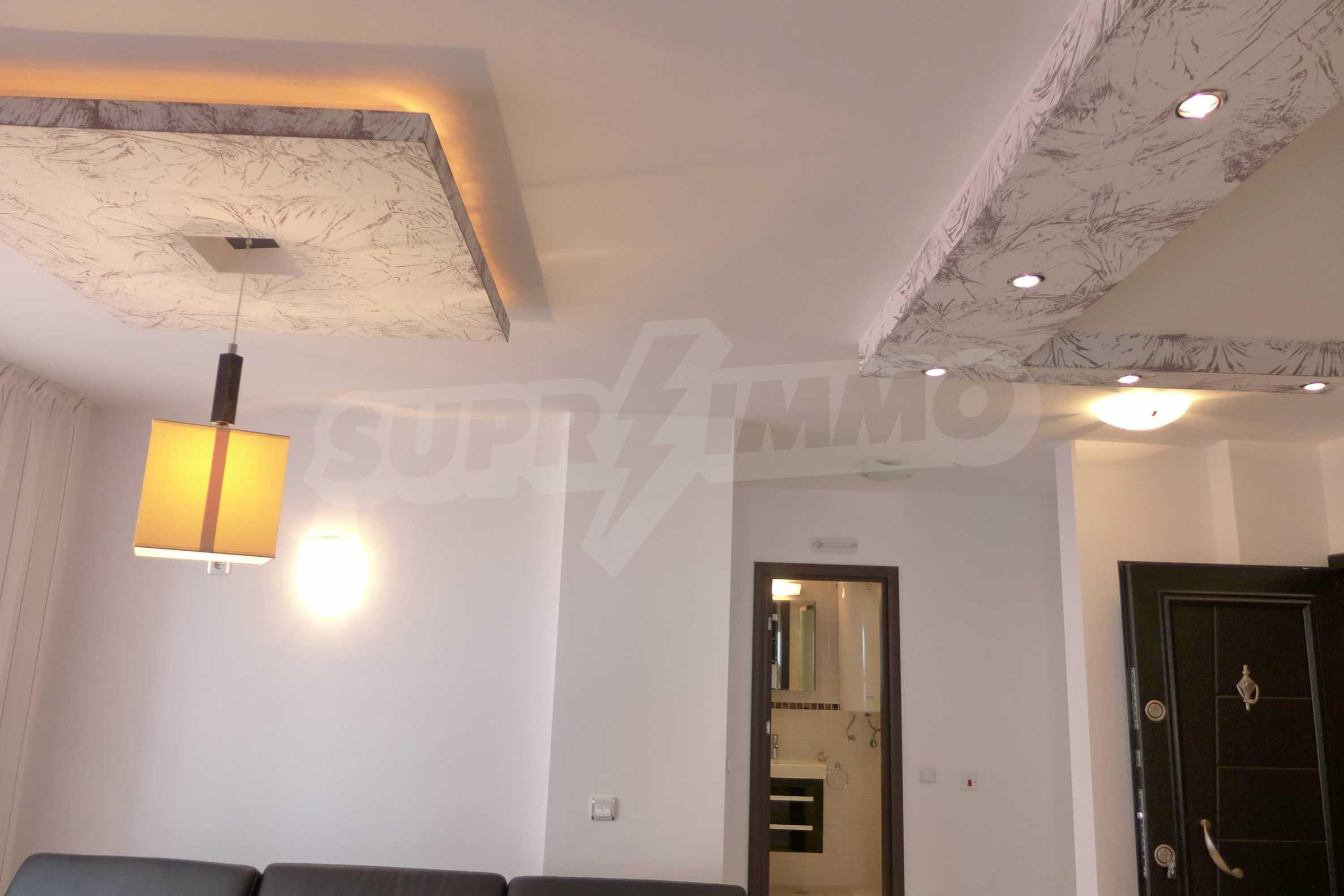 Apartment mit zwei Schlafzimmern in einem luxuriösen Aparthotel 17