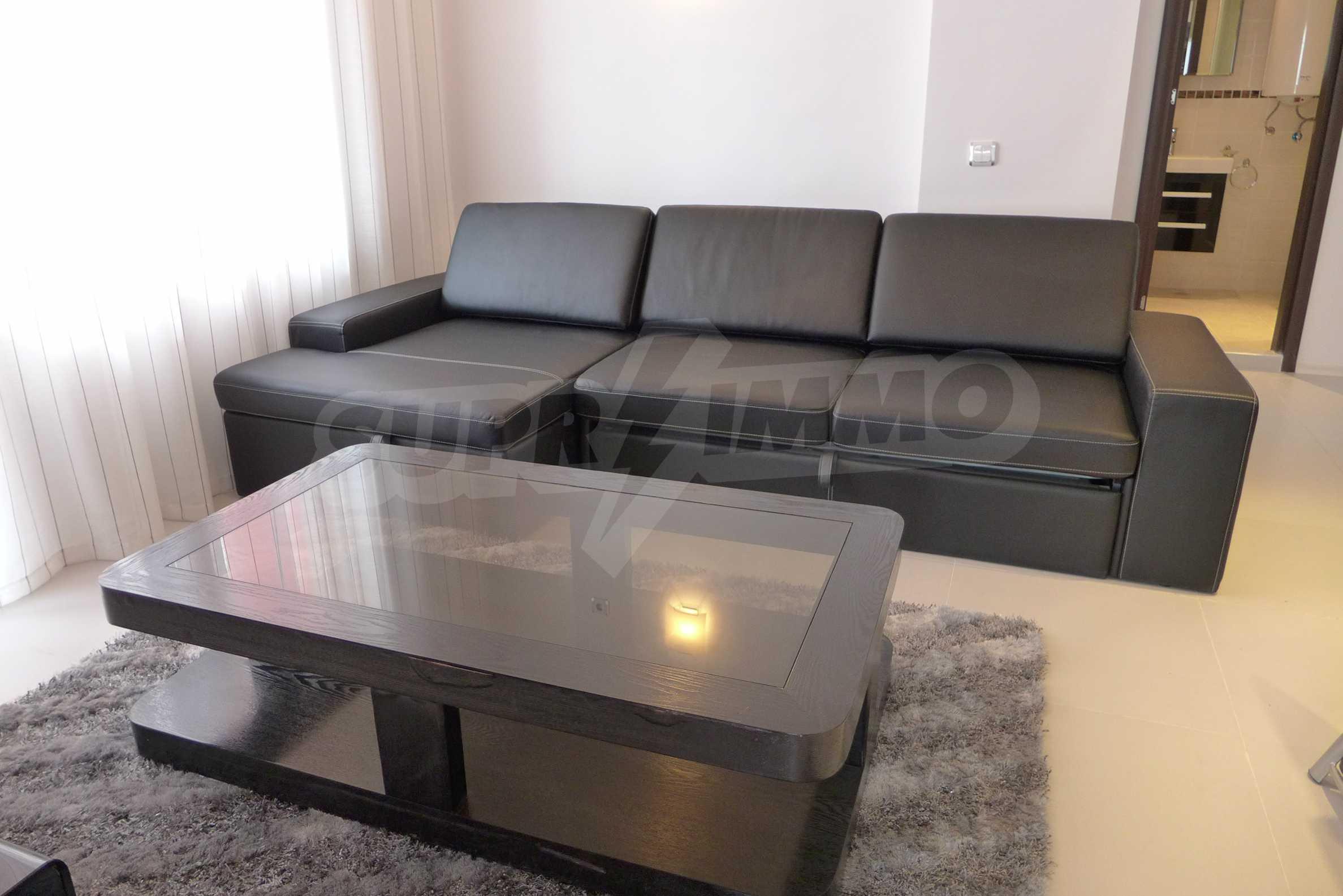 Apartment mit zwei Schlafzimmern in einem luxuriösen Aparthotel 2