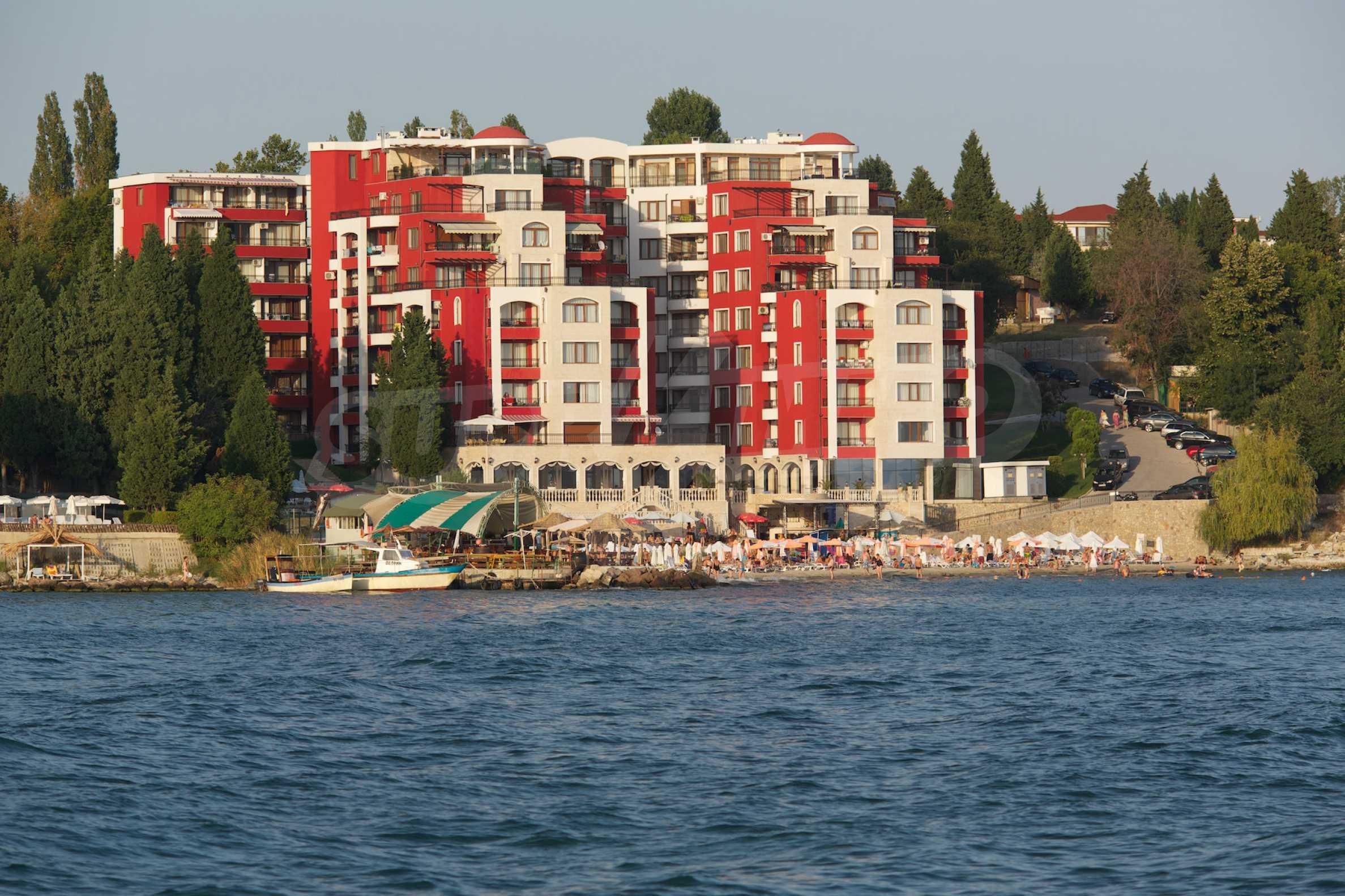 Apartment mit zwei Schlafzimmern in einem luxuriösen Aparthotel 34