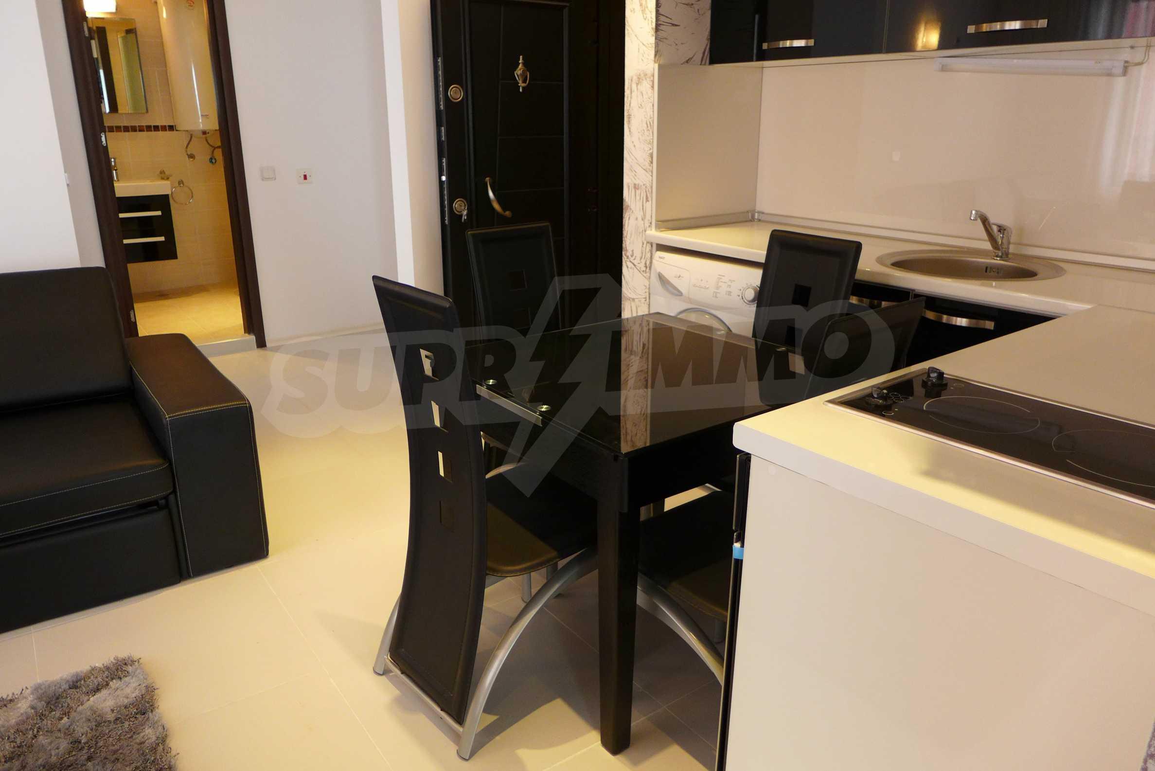 Apartment mit zwei Schlafzimmern in einem luxuriösen Aparthotel 3