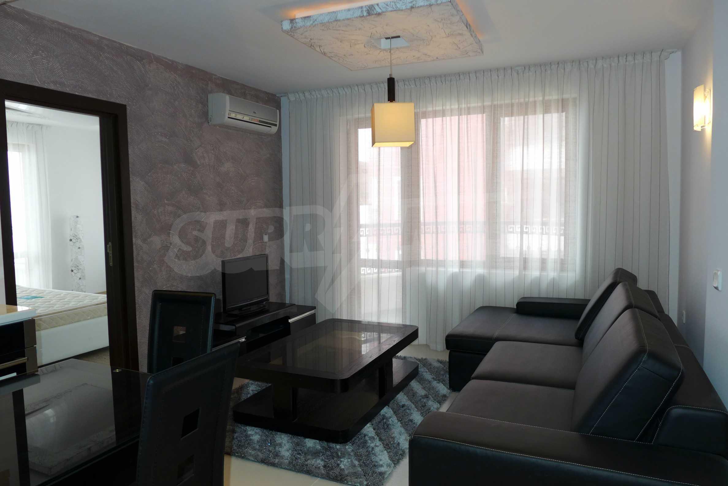 Apartment mit zwei Schlafzimmern in einem luxuriösen Aparthotel 4