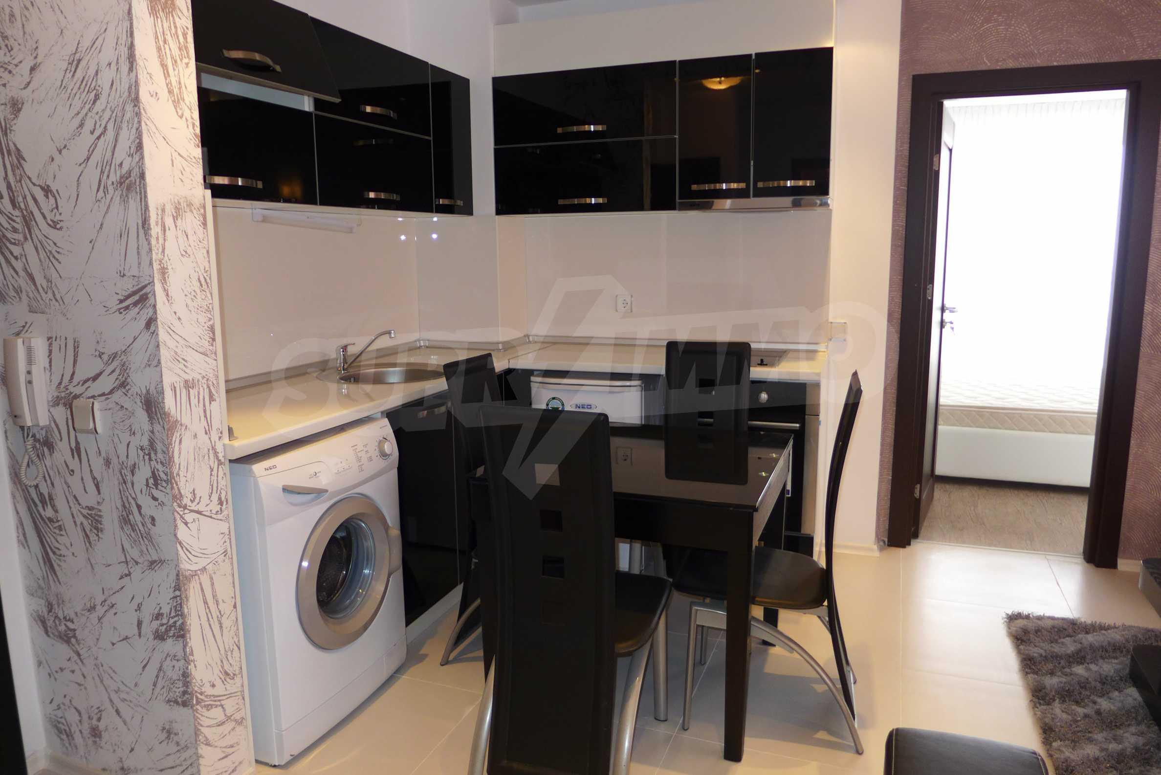 Apartment mit zwei Schlafzimmern in einem luxuriösen Aparthotel 6