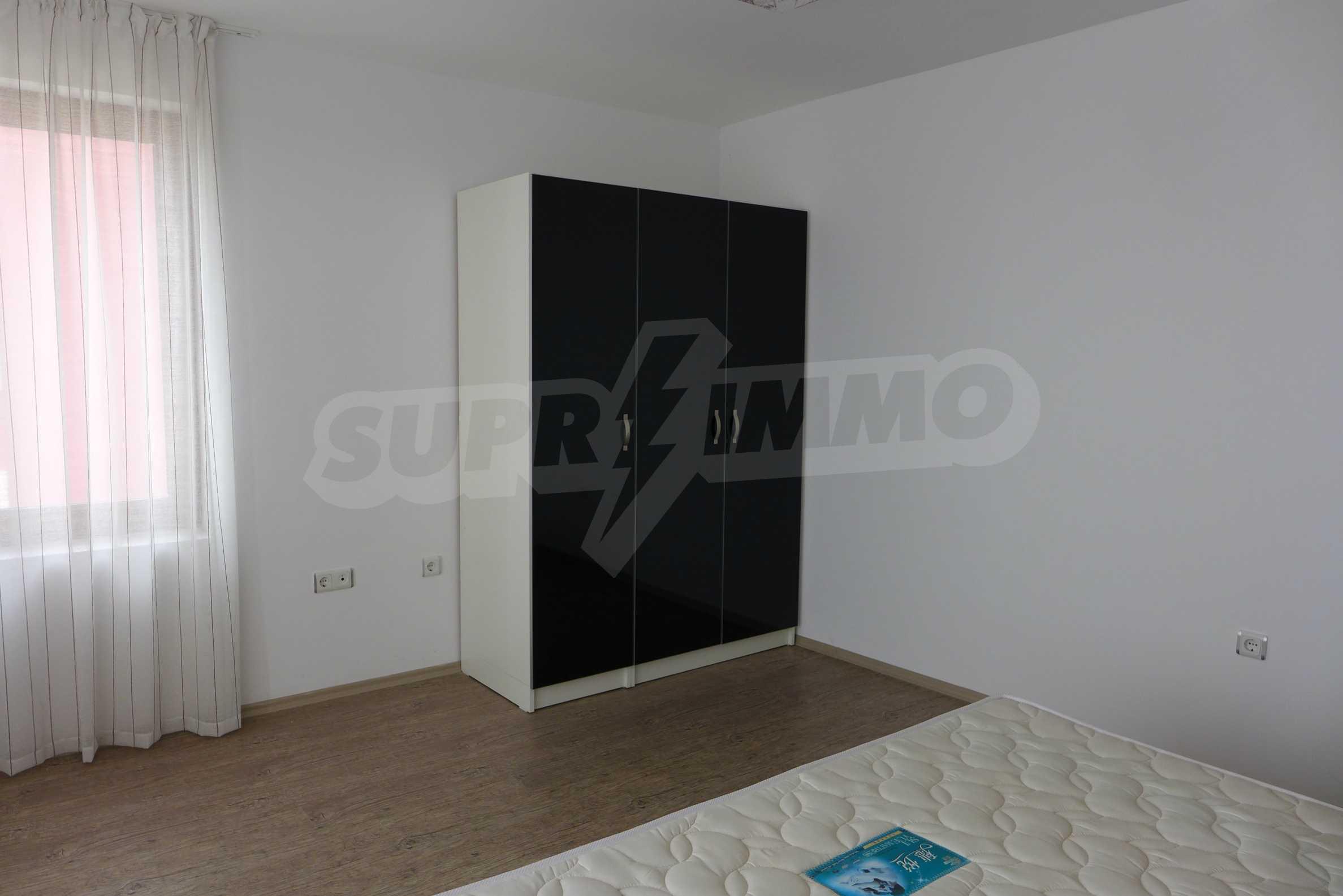 Apartment mit zwei Schlafzimmern in einem luxuriösen Aparthotel 8