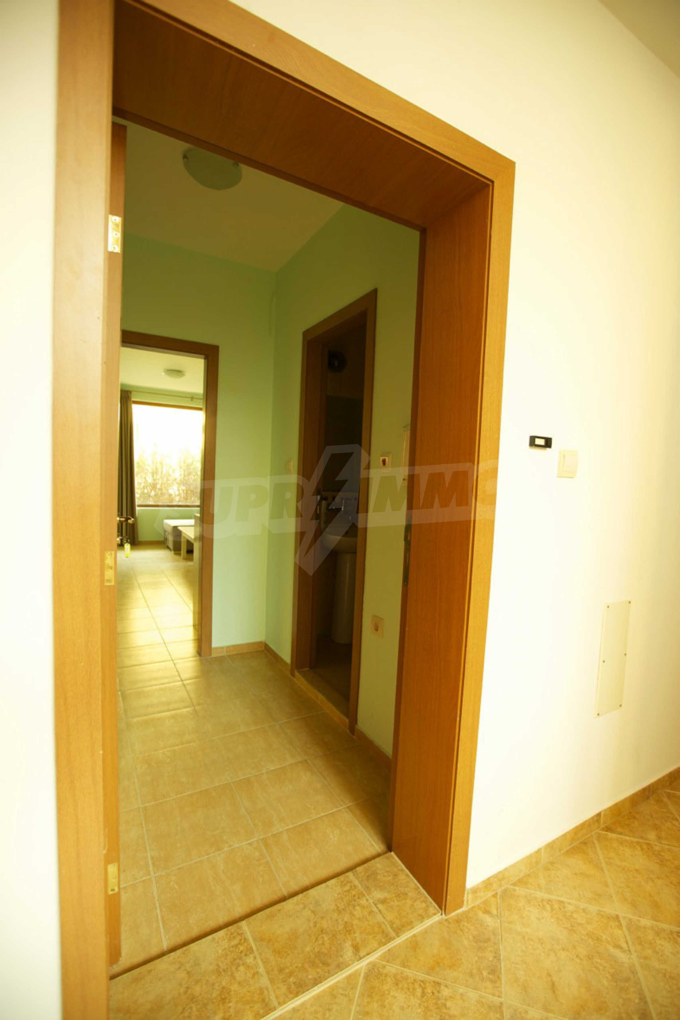 Möblierte Apartments mit einem Schlafzimmer in Ravda 9