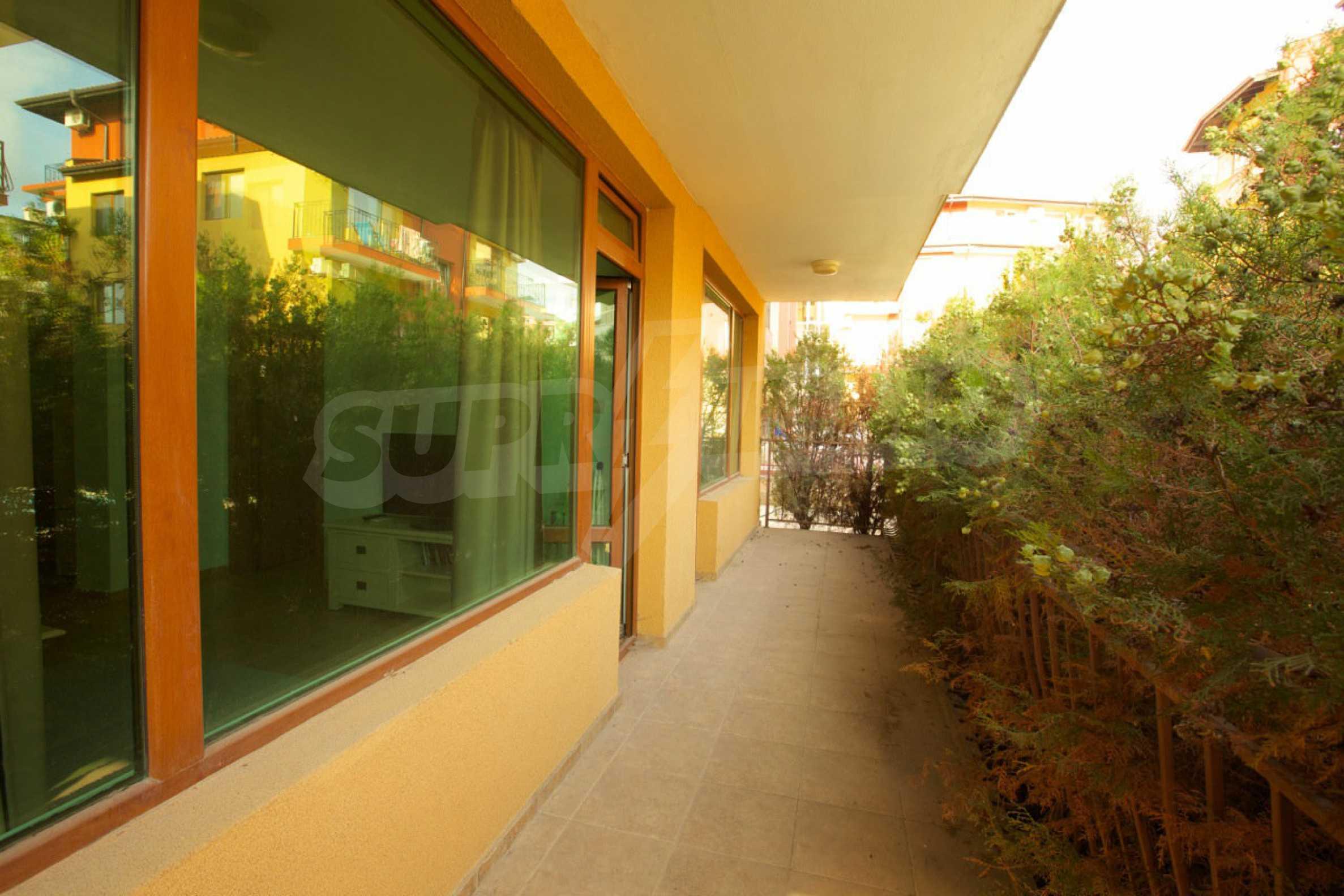 Möblierte Apartments mit einem Schlafzimmer in Ravda 11