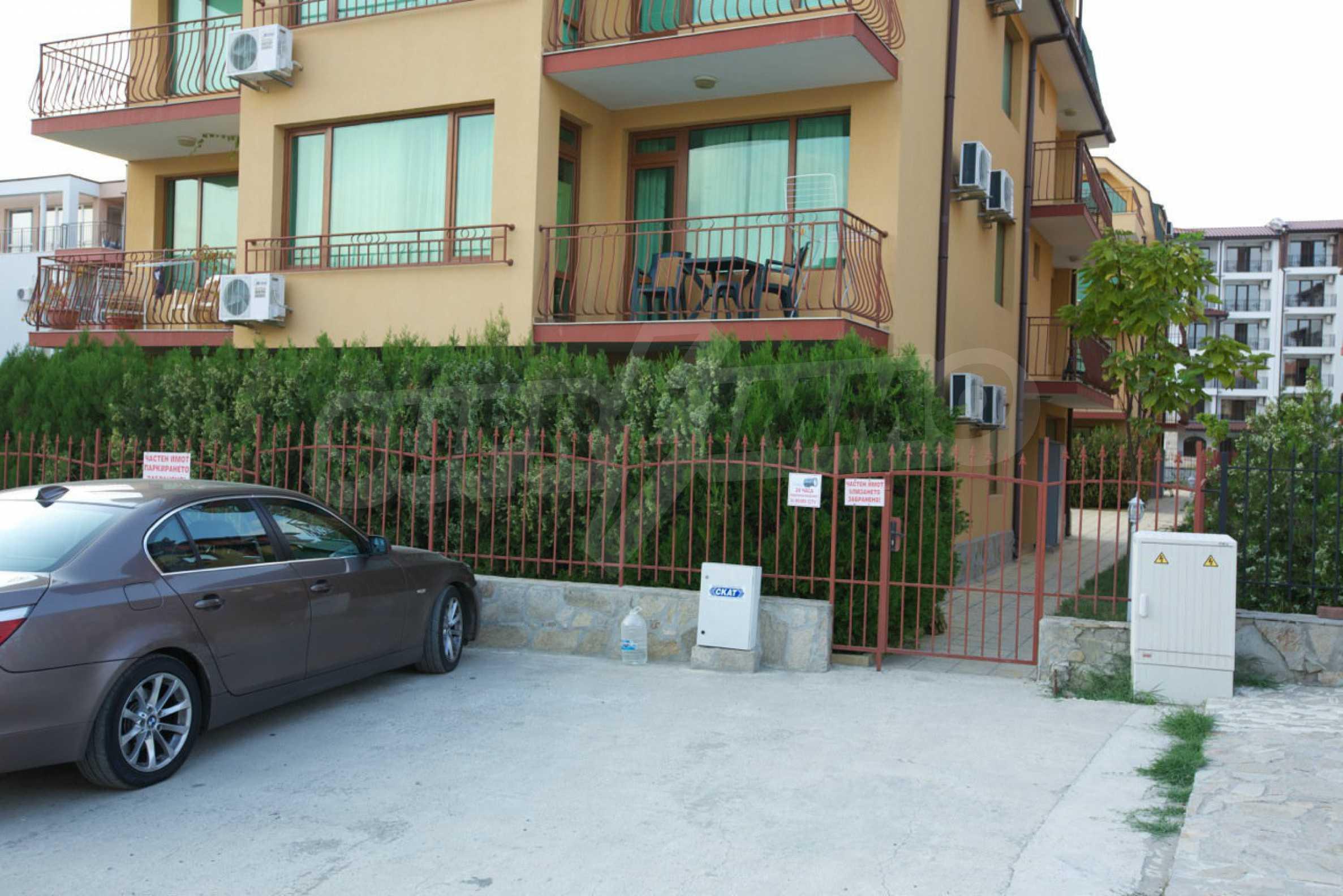 Möblierte Apartments mit einem Schlafzimmer in Ravda 1