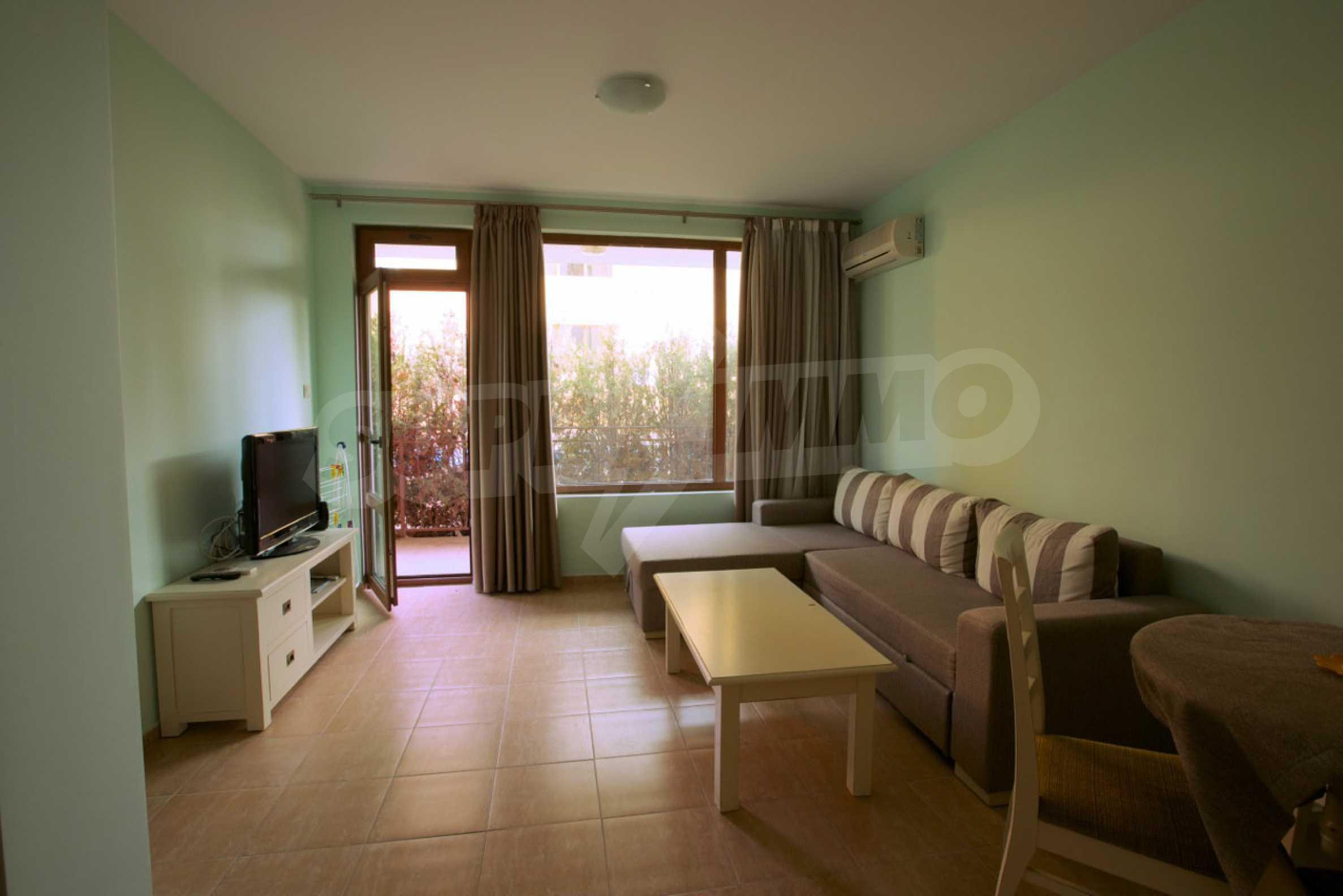 Möblierte Apartments mit einem Schlafzimmer in Ravda 3