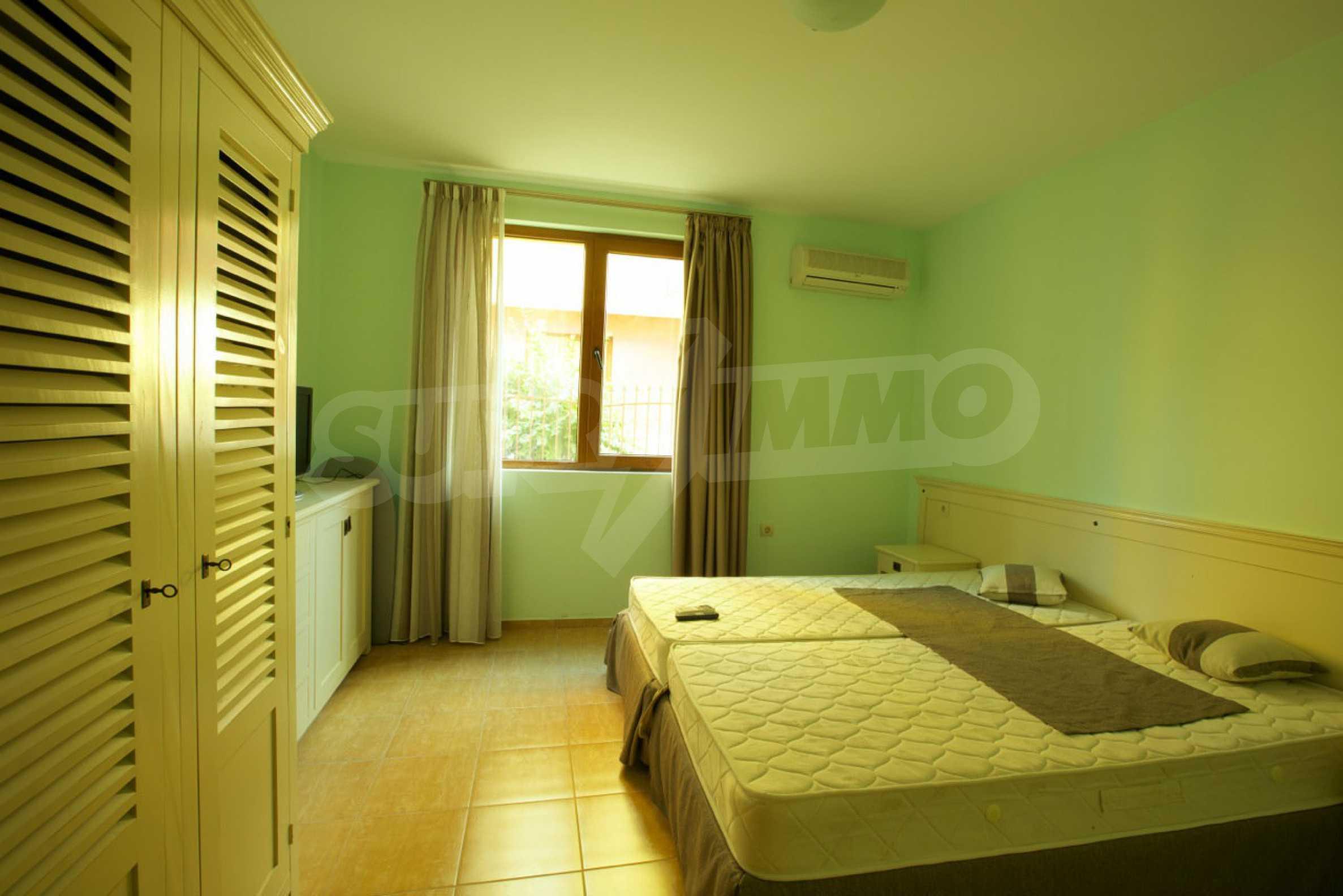 Möblierte Apartments mit einem Schlafzimmer in Ravda 5