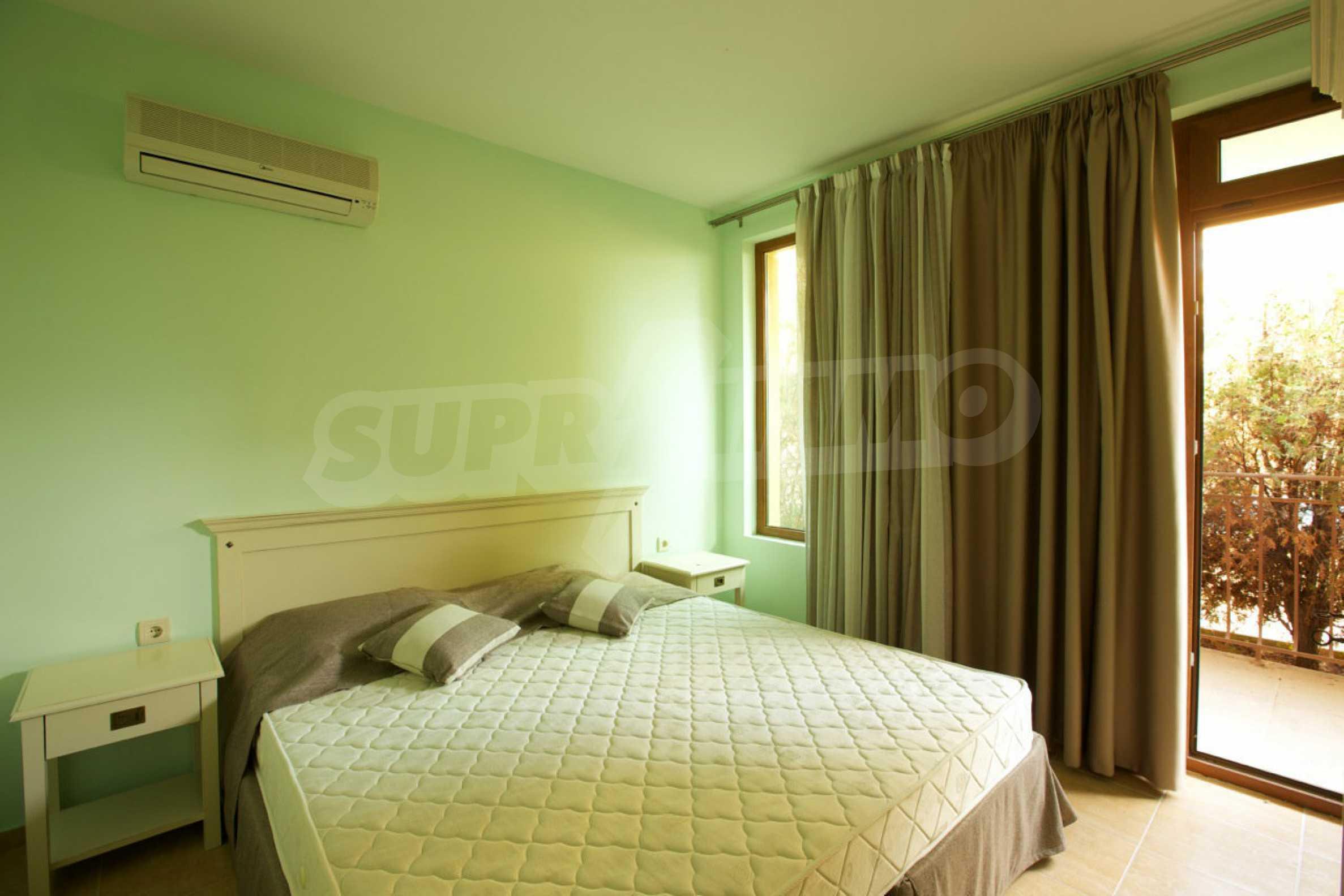 Möblierte Apartments mit einem Schlafzimmer in Ravda 6