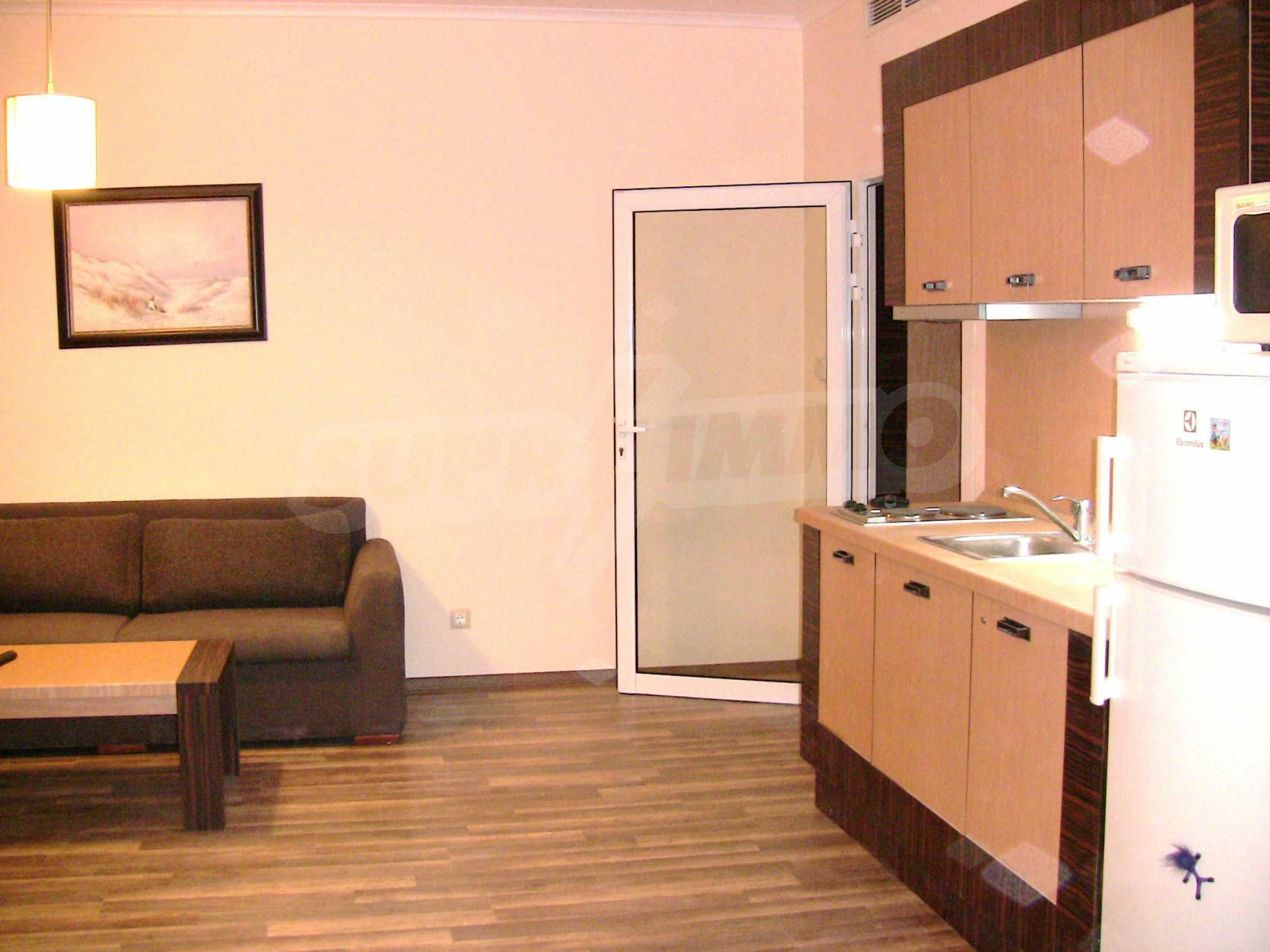 """Zwei-Zimmer-Wohnung in der Anlage """"Majestic Hotel & Residence"""" 13"""