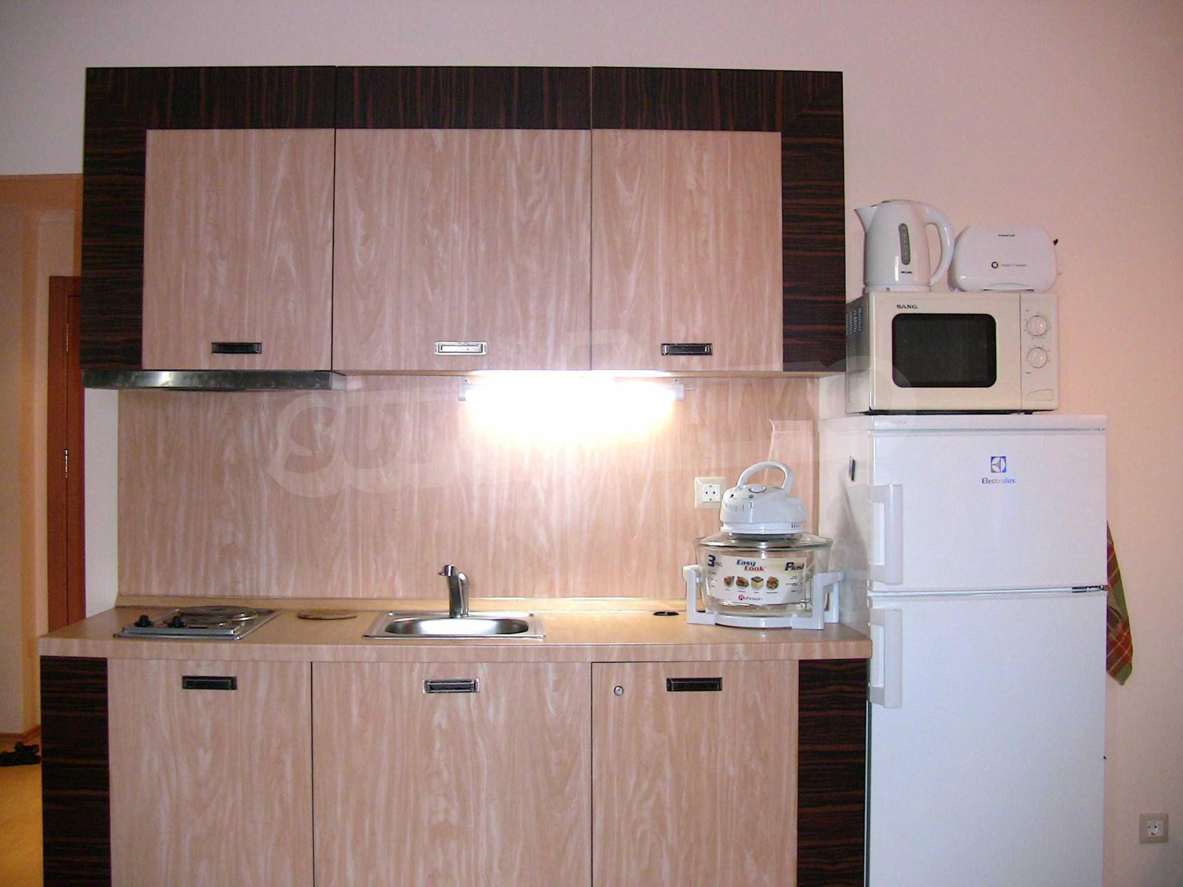 """Zwei-Zimmer-Wohnung in der Anlage """"Majestic Hotel & Residence"""" 16"""