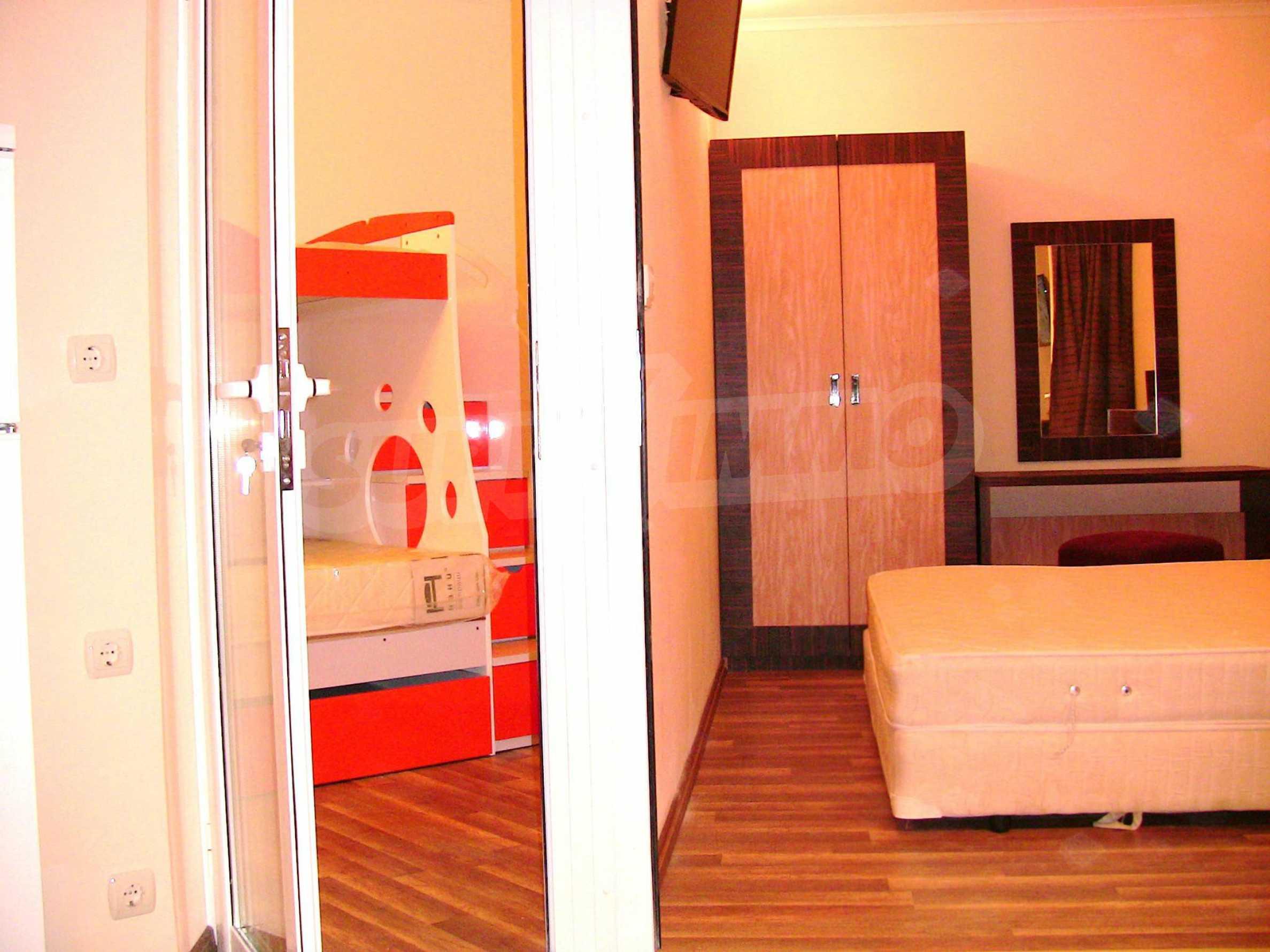 """Zwei-Zimmer-Wohnung in der Anlage """"Majestic Hotel & Residence"""" 20"""