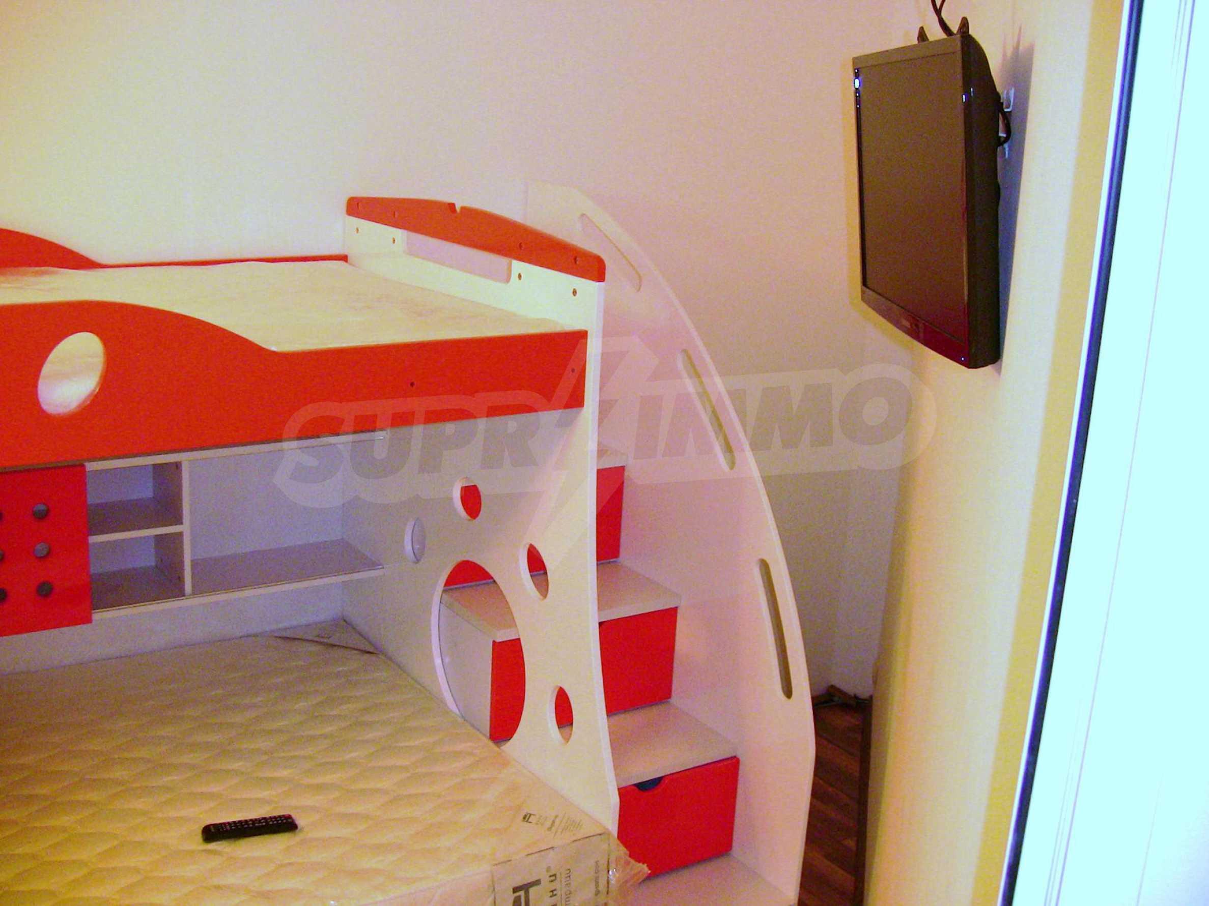 """Zwei-Zimmer-Wohnung in der Anlage """"Majestic Hotel & Residence"""" 21"""