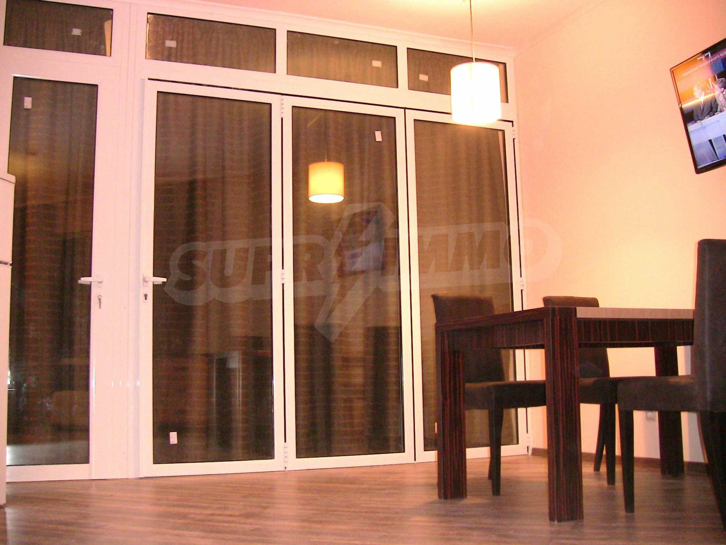 """Zwei-Zimmer-Wohnung in der Anlage """"Majestic Hotel & Residence"""" 2"""