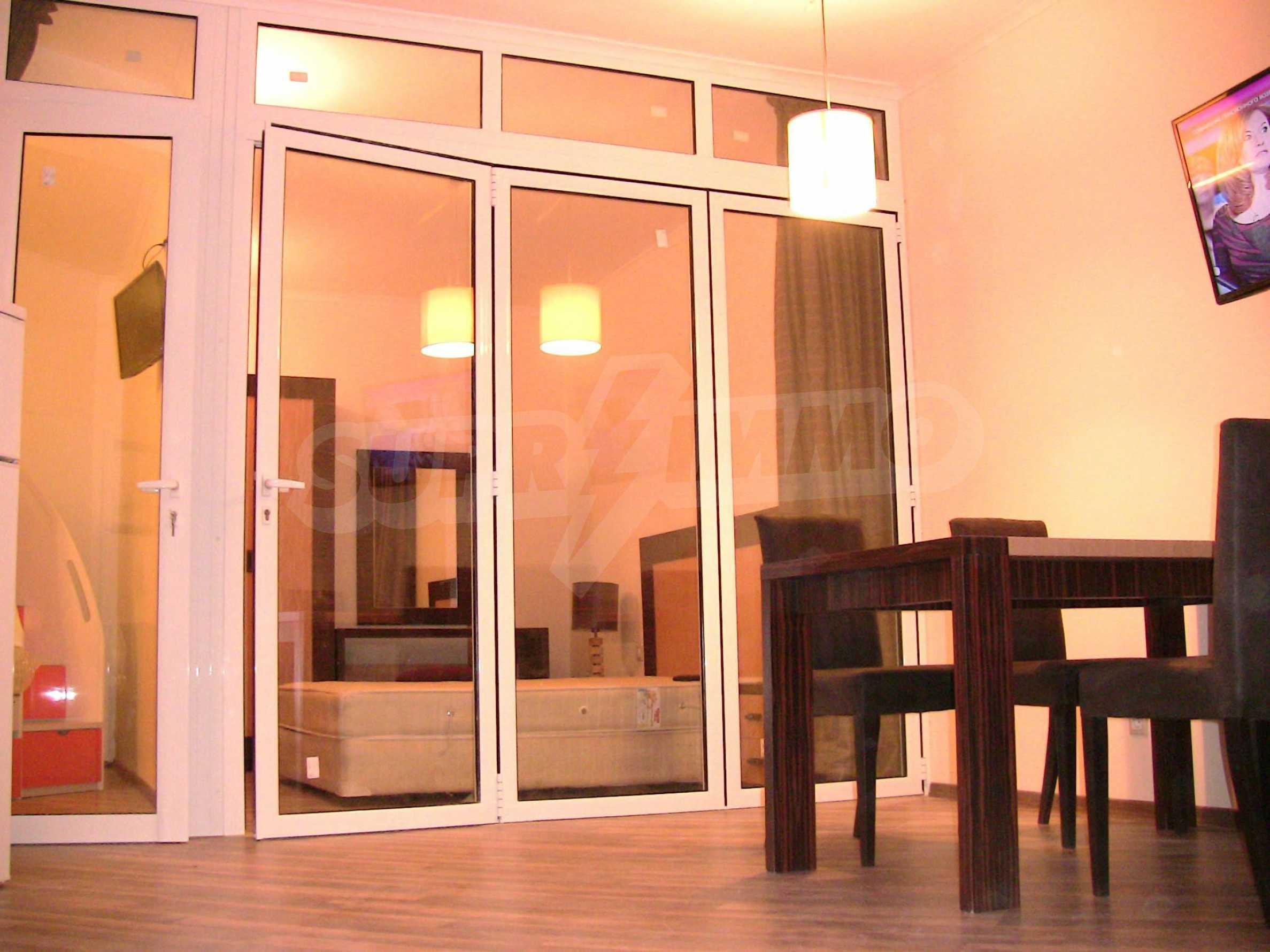 """Zwei-Zimmer-Wohnung in der Anlage """"Majestic Hotel & Residence"""" 3"""