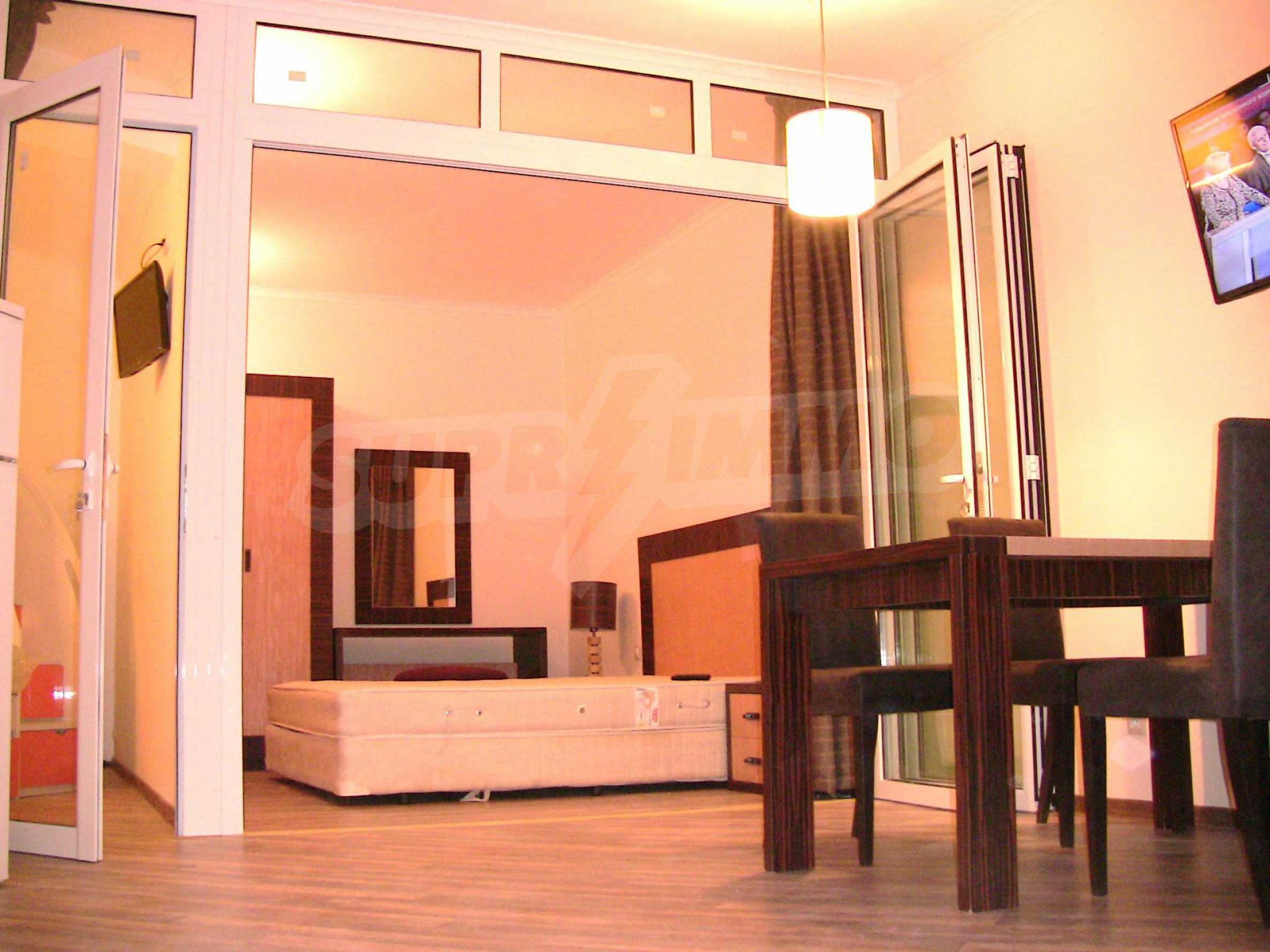 """Zwei-Zimmer-Wohnung in der Anlage """"Majestic Hotel & Residence"""" 4"""