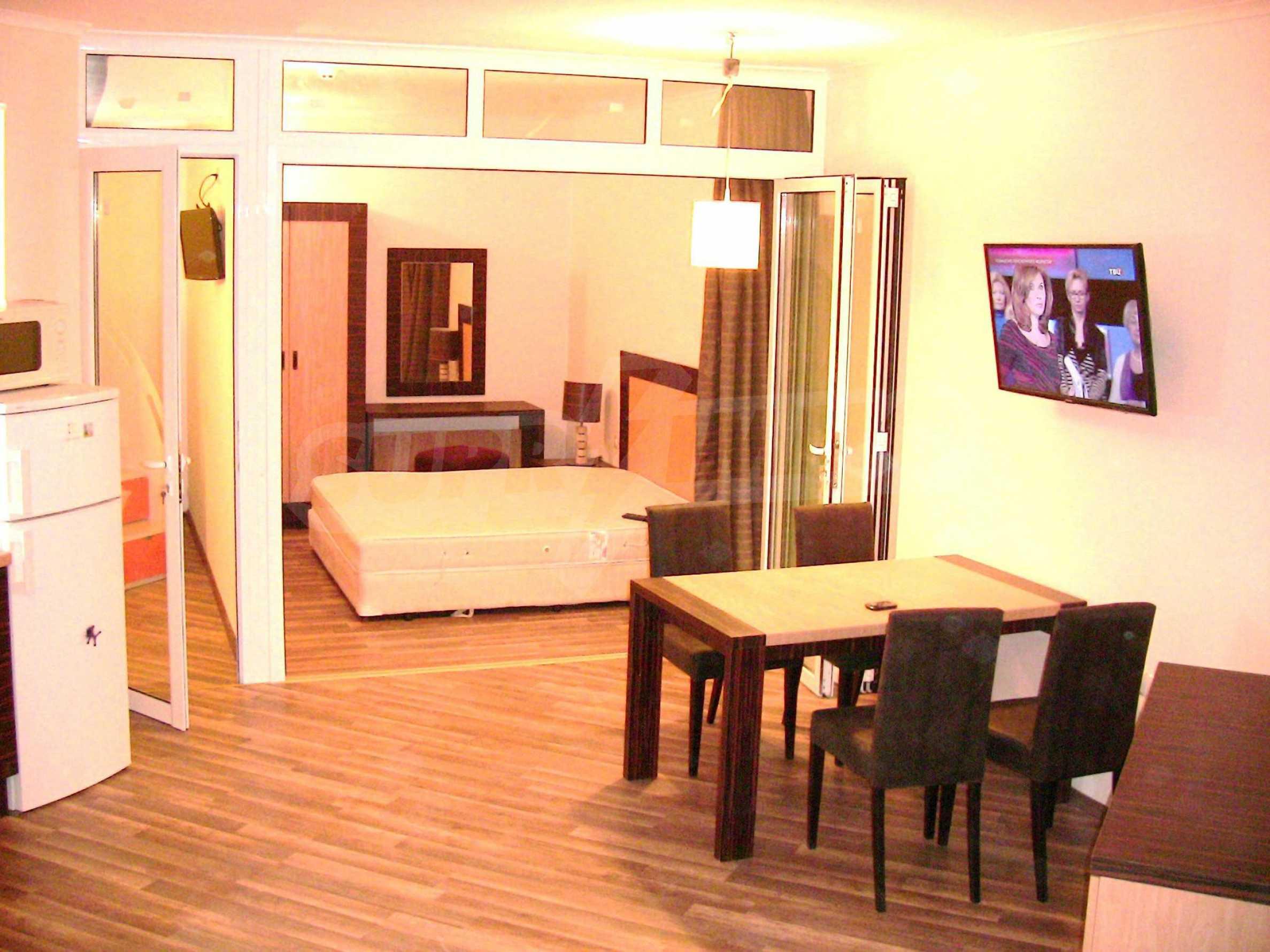 """Zwei-Zimmer-Wohnung in der Anlage """"Majestic Hotel & Residence"""" 5"""