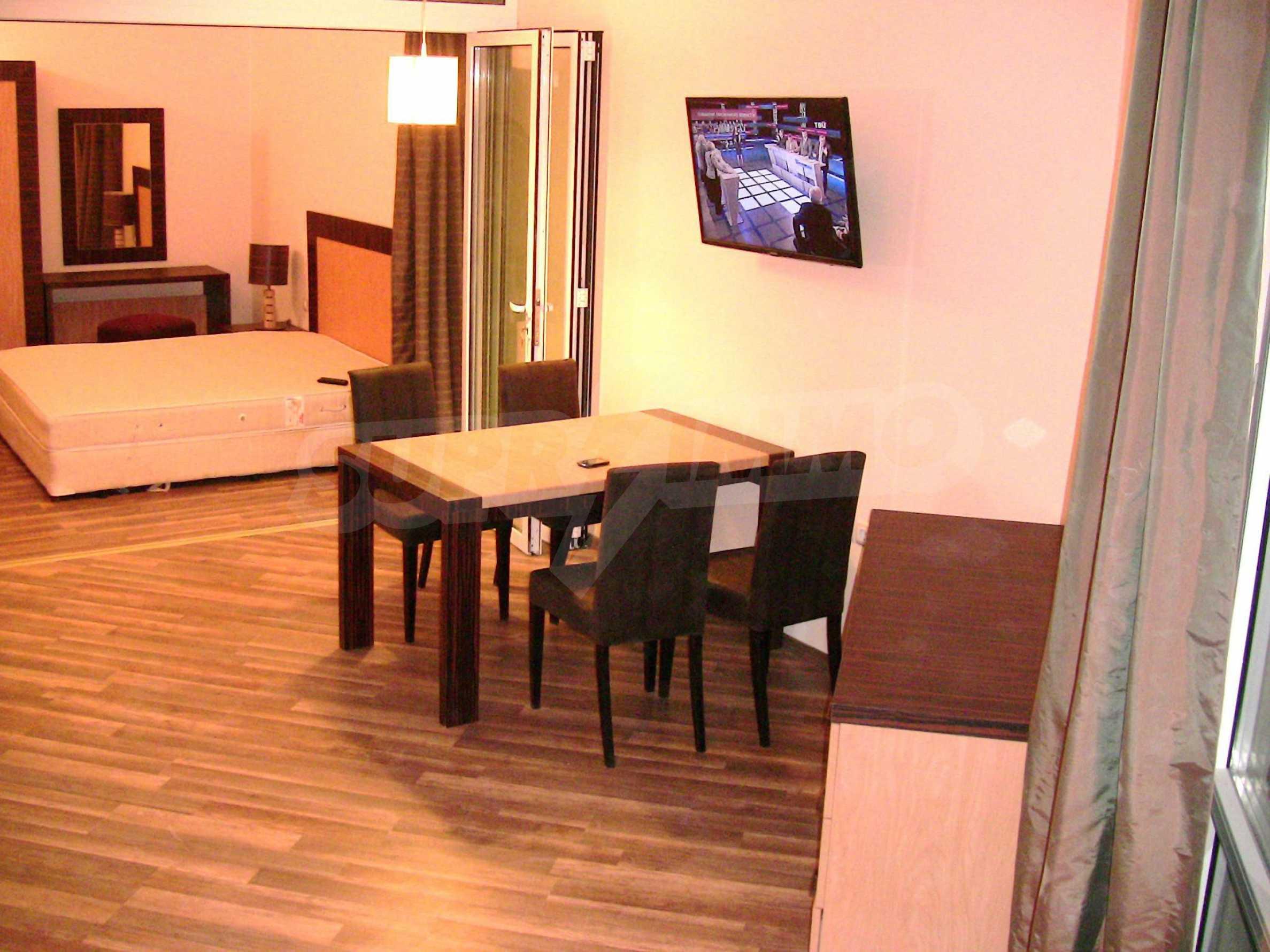 """Zwei-Zimmer-Wohnung in der Anlage """"Majestic Hotel & Residence"""" 6"""