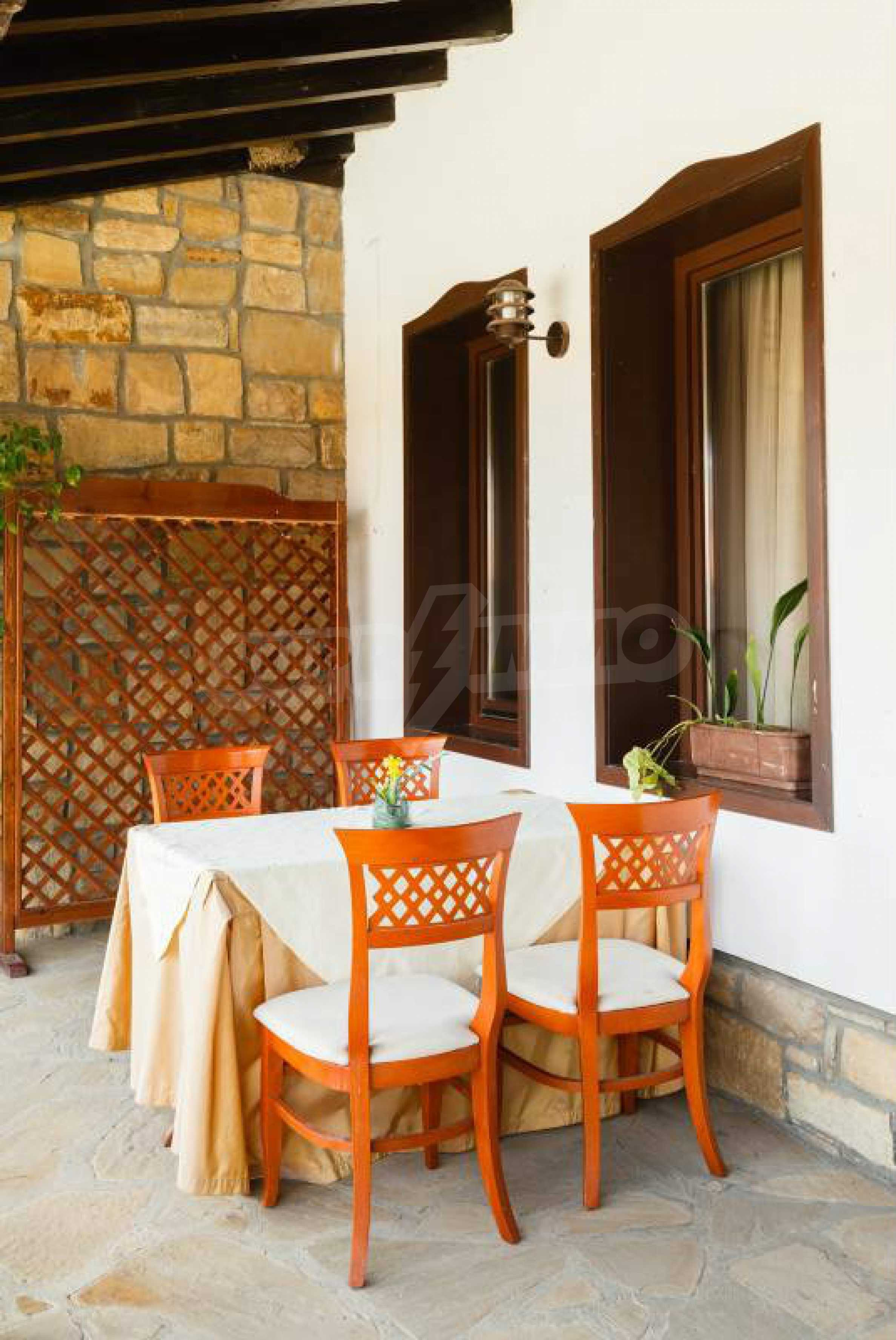 Fully equipped hotel, a restaurant, a house and a yard in the center of popular Arbanassi village 13