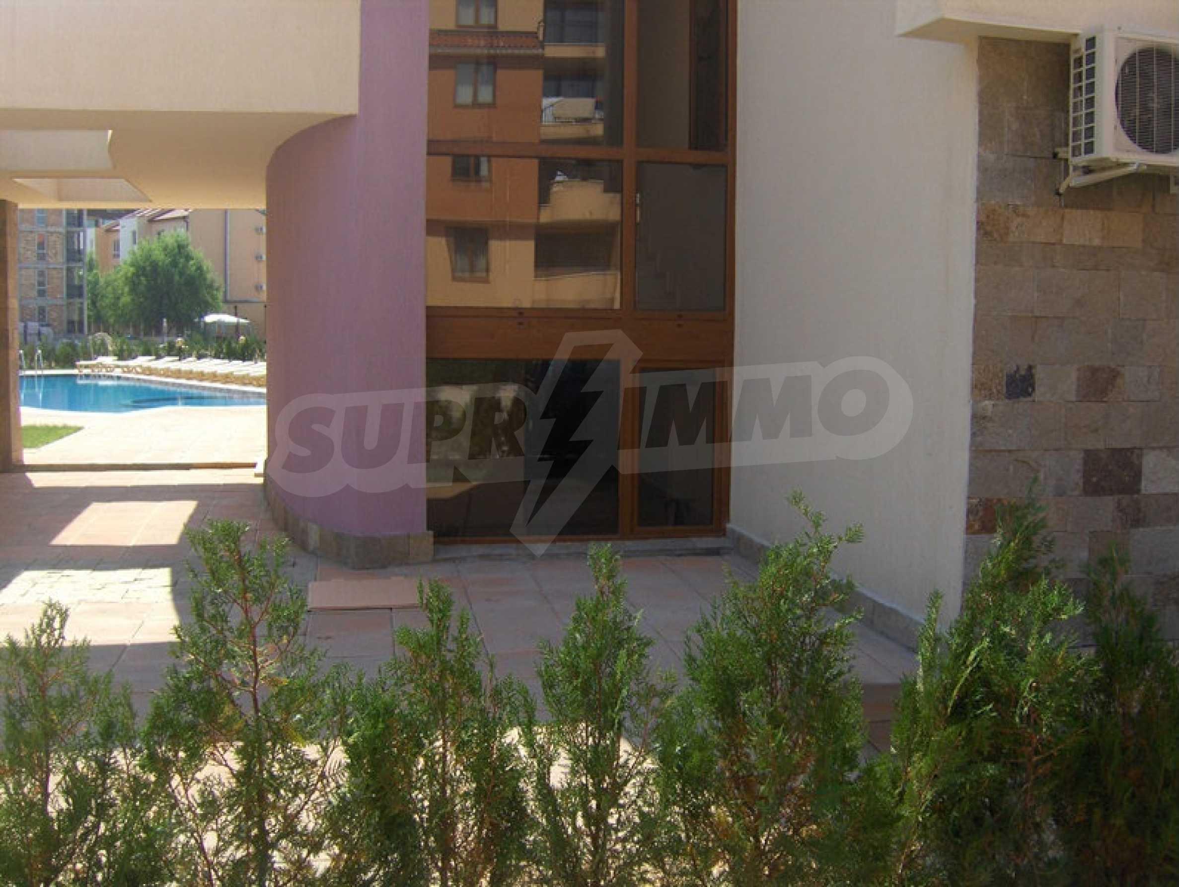 One-bedroom apartment in Magnolia Garden complex in Sunny Beach 2