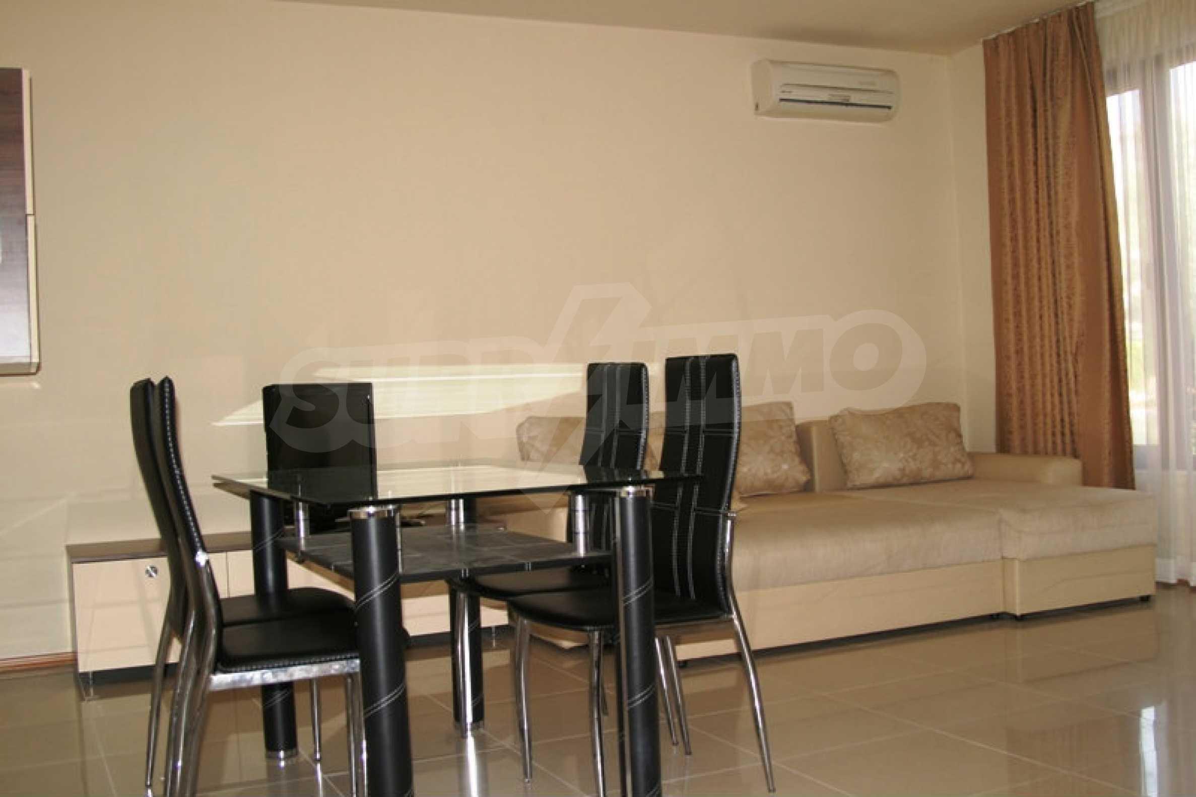 One-bedroom apartment in Magnolia Garden complex in Sunny Beach 4