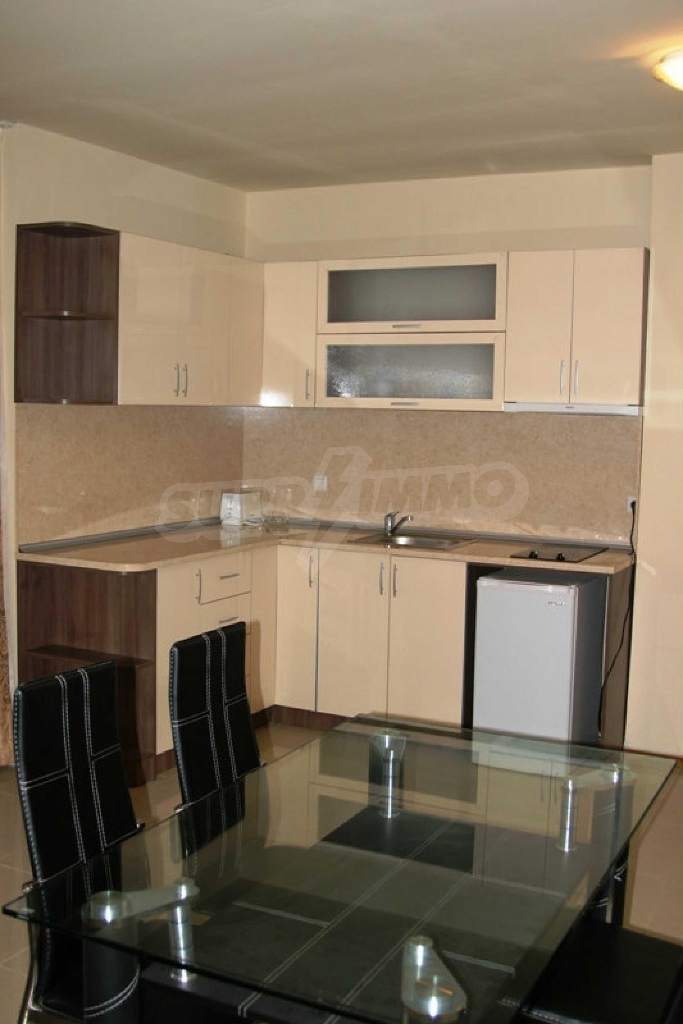 One-bedroom apartment in Magnolia Garden complex in Sunny Beach 5