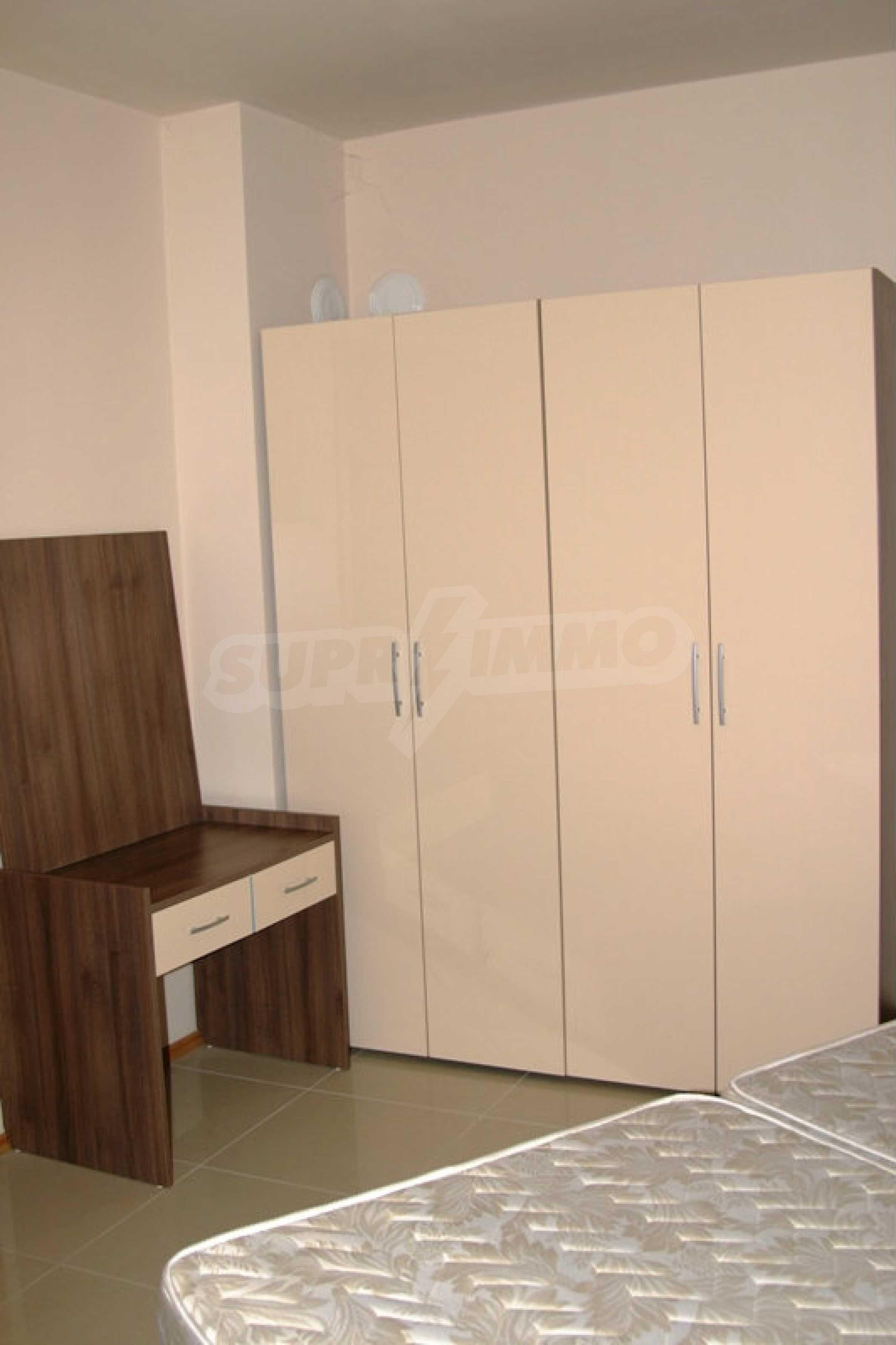 One-bedroom apartment in Magnolia Garden complex in Sunny Beach 7