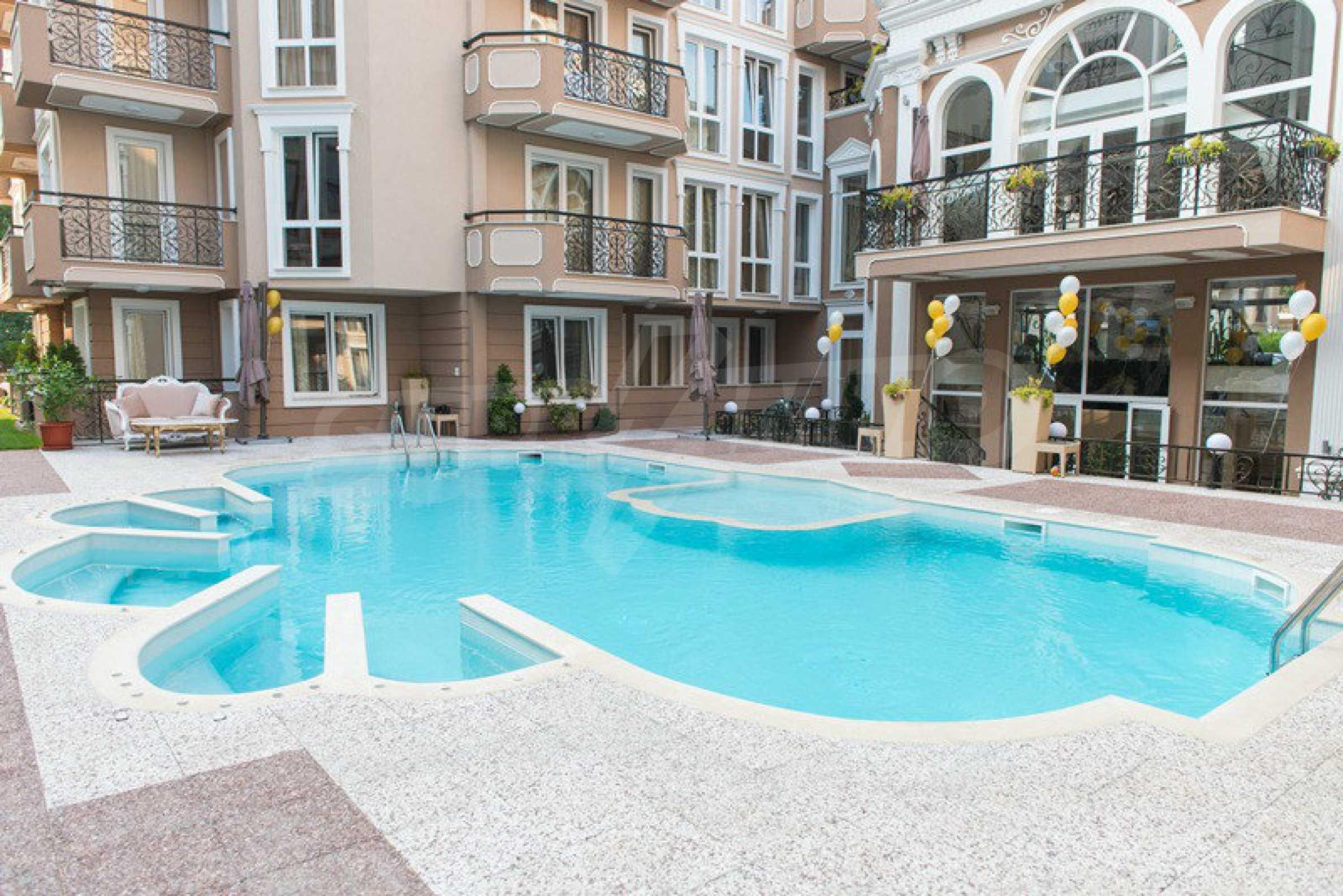 Apartment mit einem Schlafzimmer in Dawn Park Deluxe 28