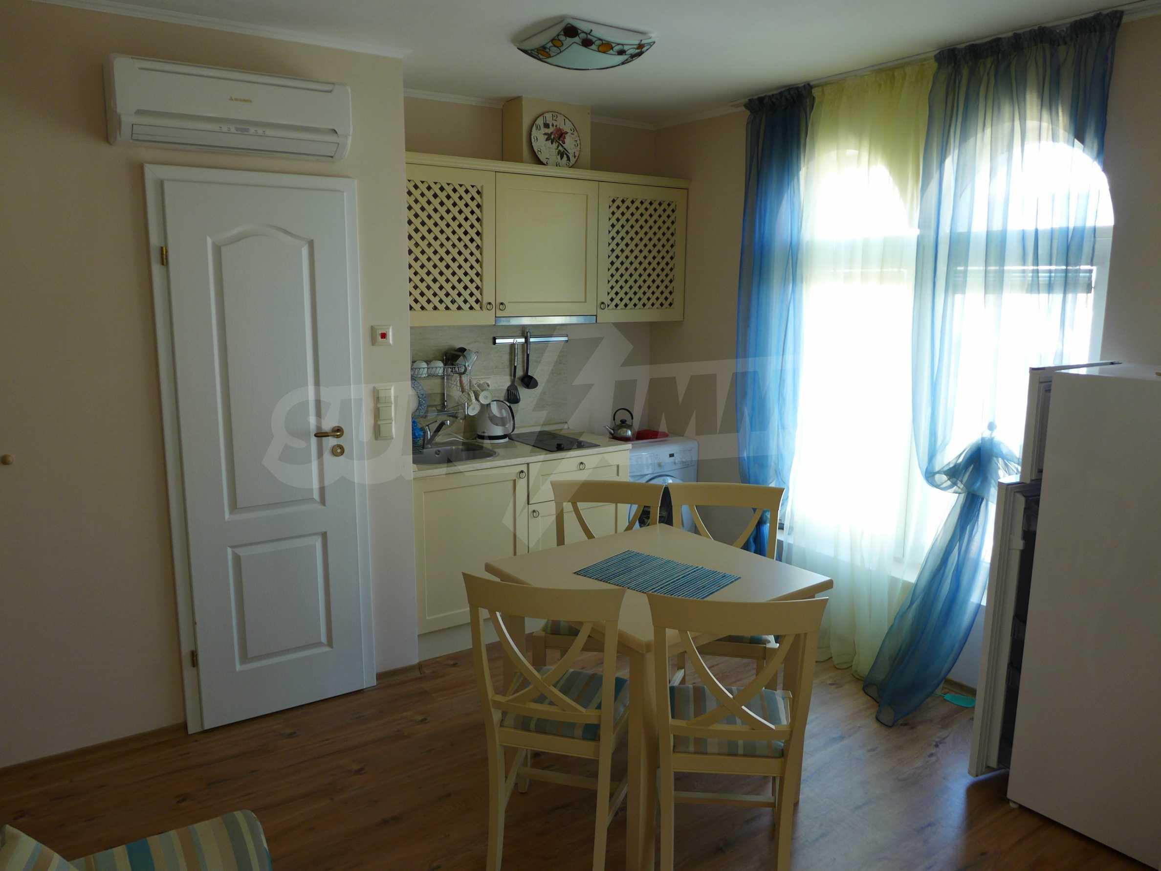 Ferienwohnung mit einem Schlafzimmer in Dawn Park Deluxe 4