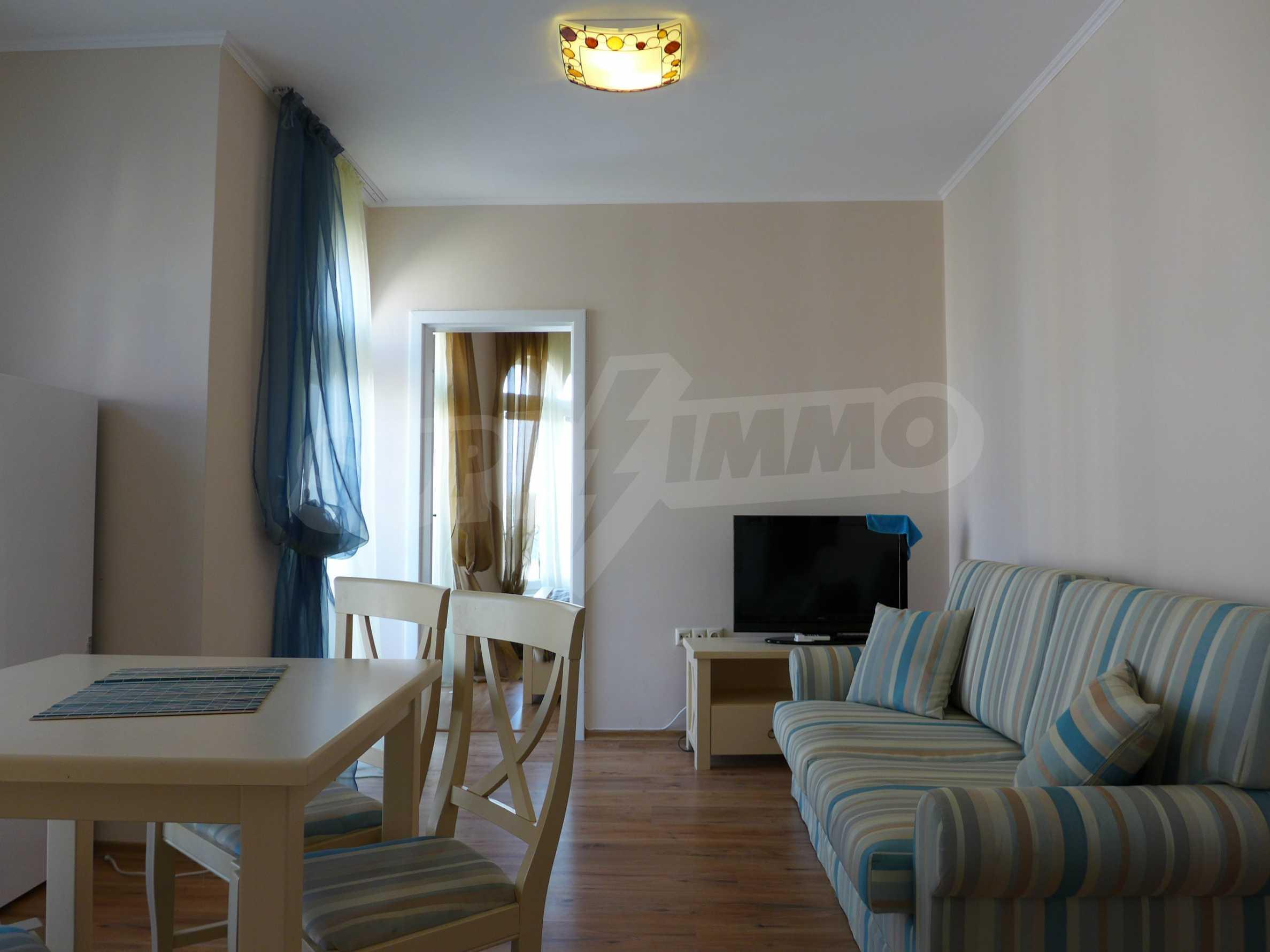 Ferienwohnung mit einem Schlafzimmer in Dawn Park Deluxe 6