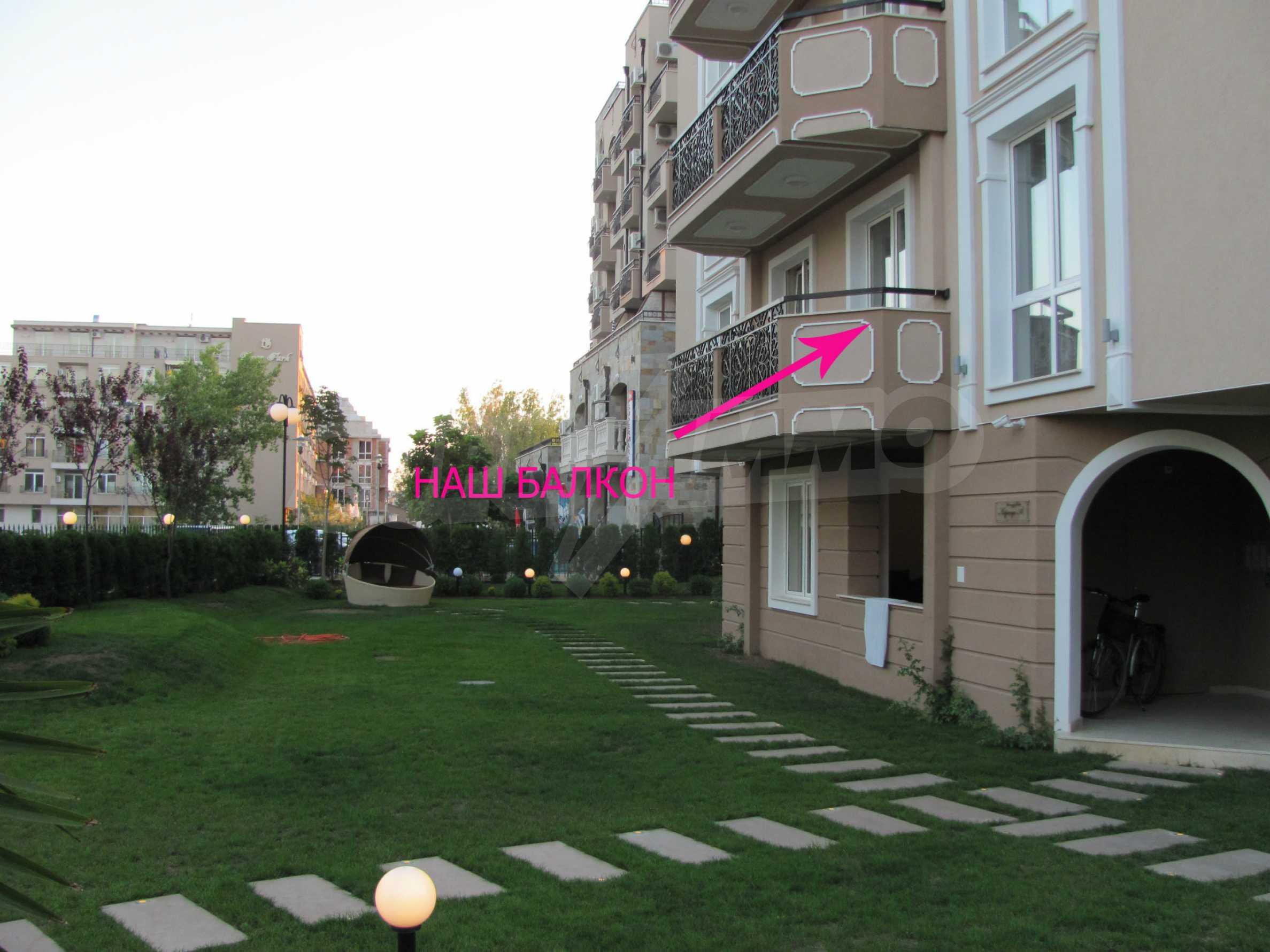 """Apartment mit einem Schlafzimmer im Luxuskomplex """"Down Park Deluxe"""" 17"""