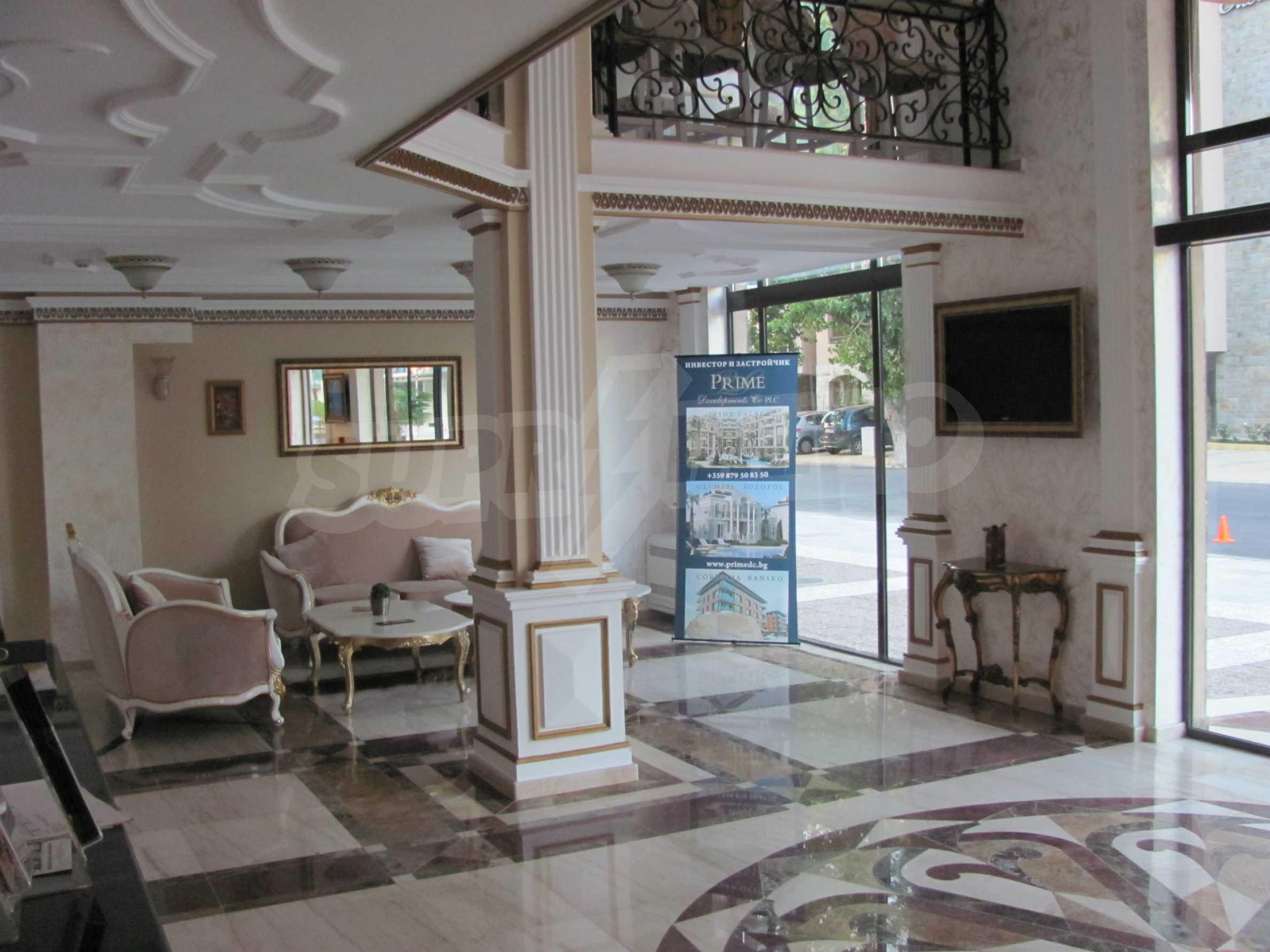 """Apartment mit einem Schlafzimmer im Luxuskomplex """"Down Park Deluxe"""" 5"""